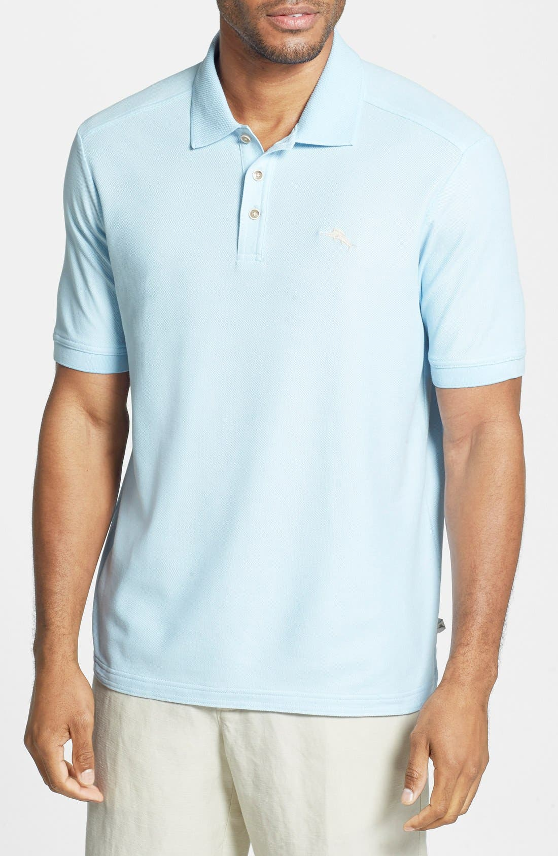 'The Emfielder' Original Fit Piqué Polo,                             Main thumbnail 68, color,
