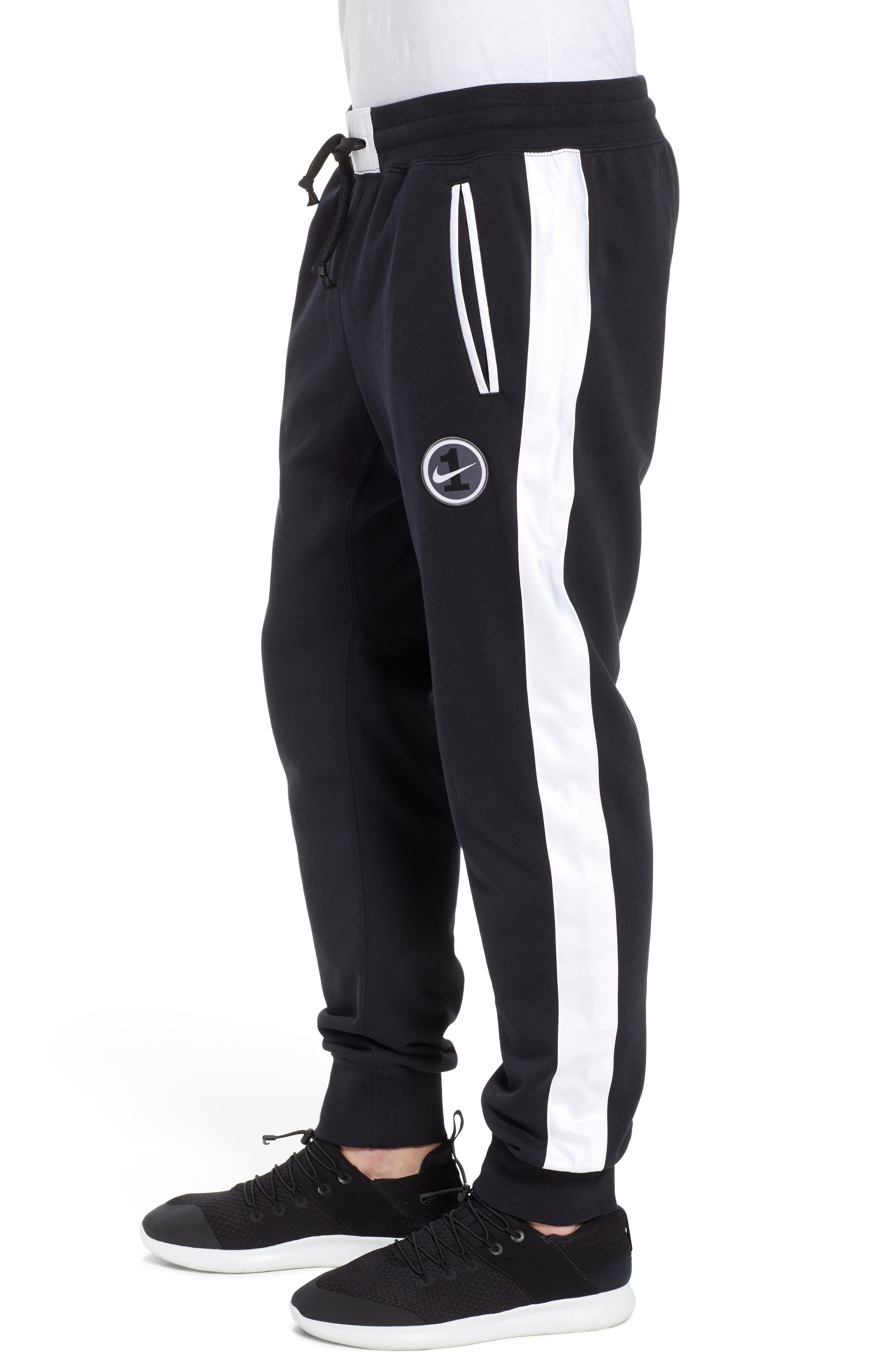 Air Force One Track Pants,                             Alternate thumbnail 3, color,                             010