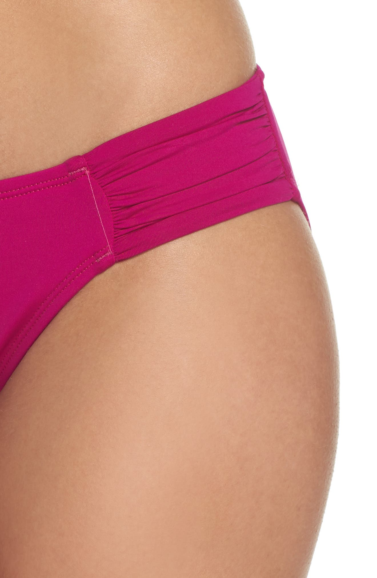 Island Goddess Hipster Bikini Bottoms,                             Alternate thumbnail 60, color,