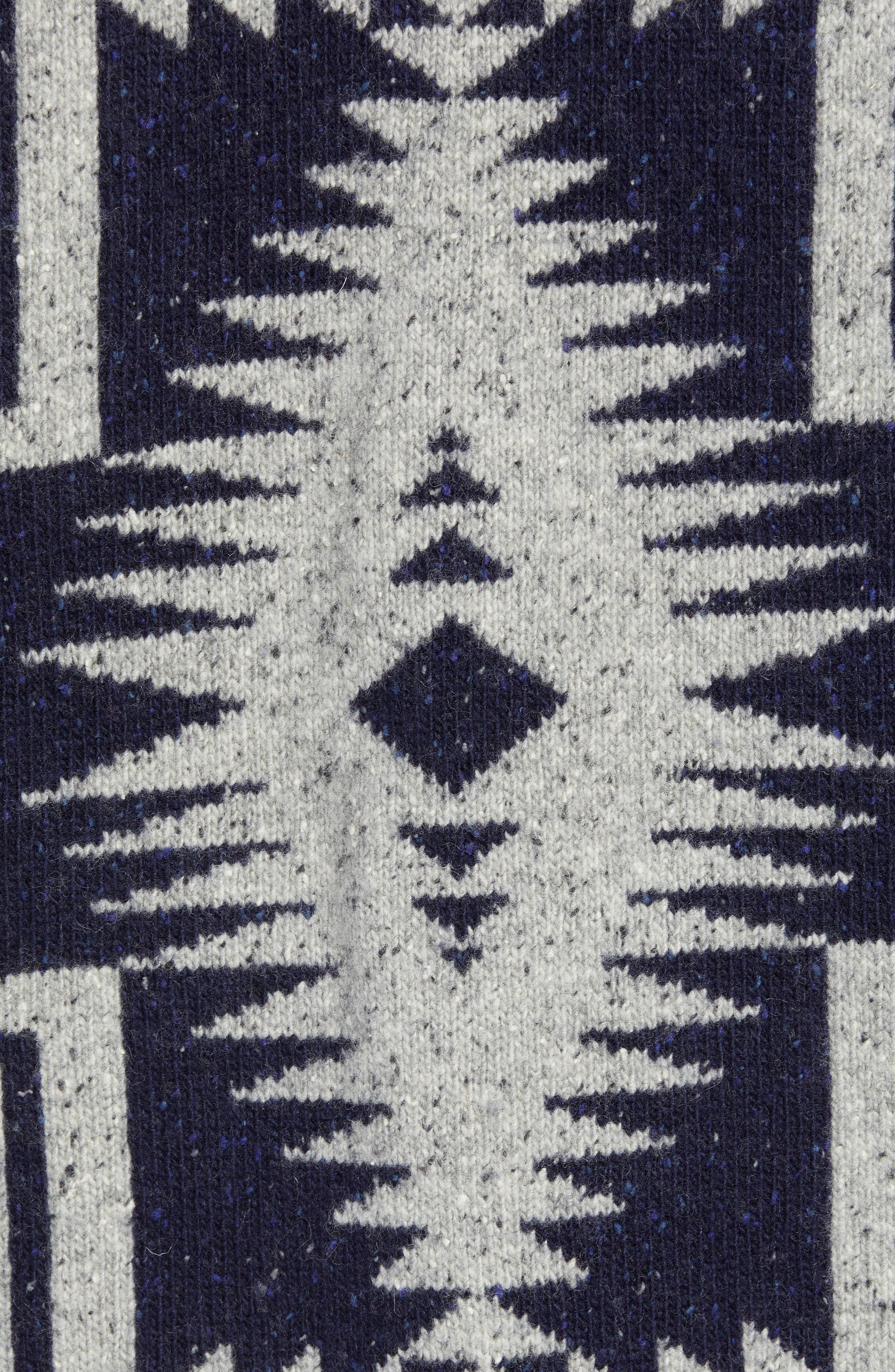 PENDLETON,                             Harding Shawl Collar Cardigan,                             Alternate thumbnail 5, color,                             420