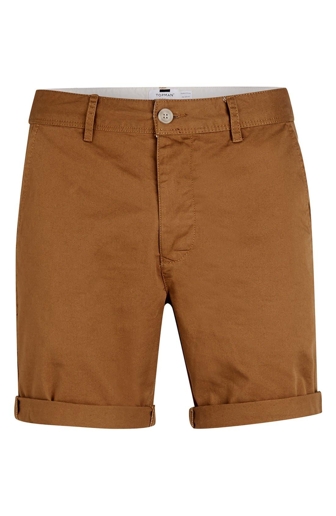 Chino Shorts,                             Alternate thumbnail 4, color,                             700