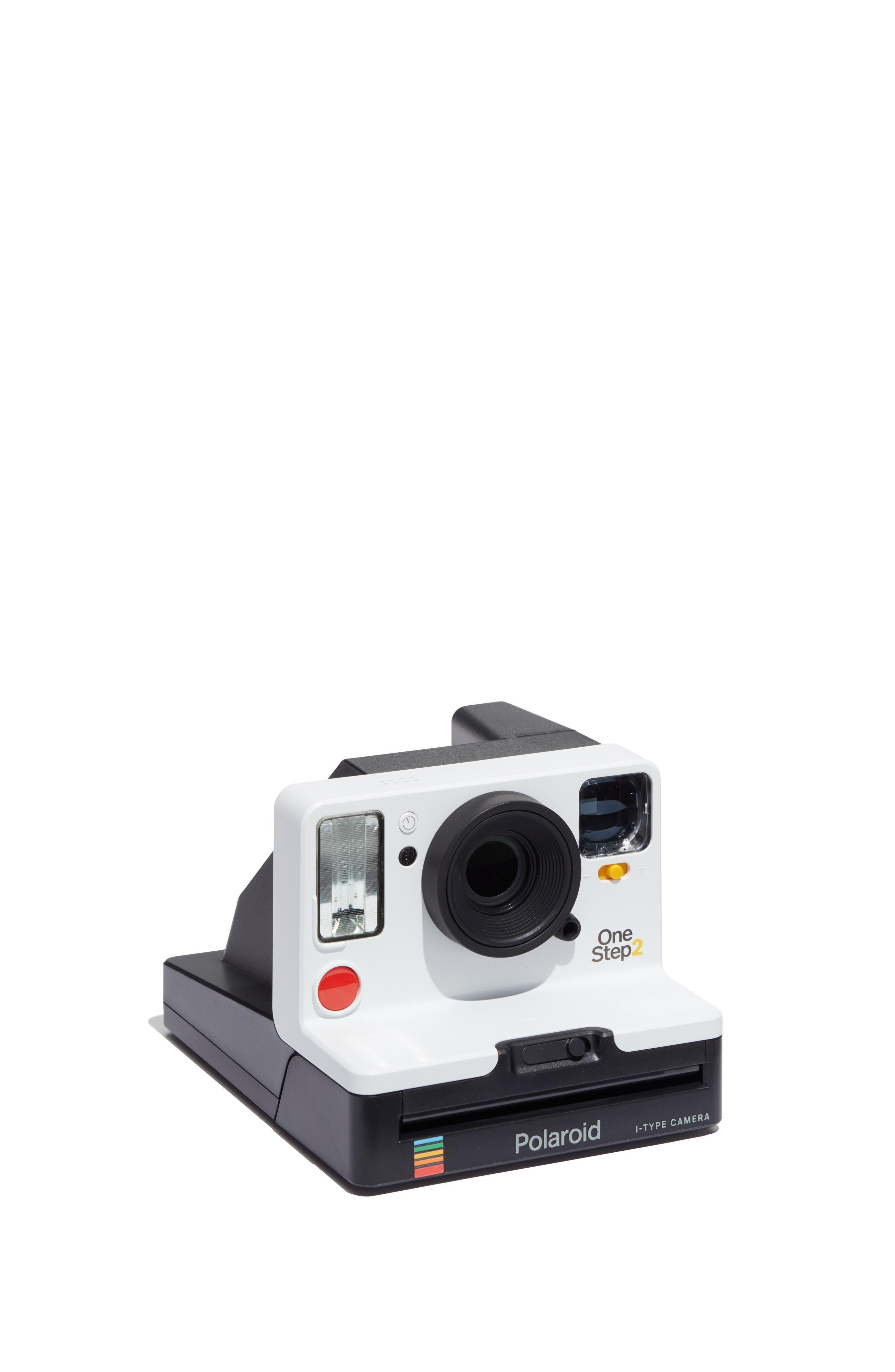 OneStep 2 Viewfinder Camera,                             Main thumbnail 1, color,                             WHITE