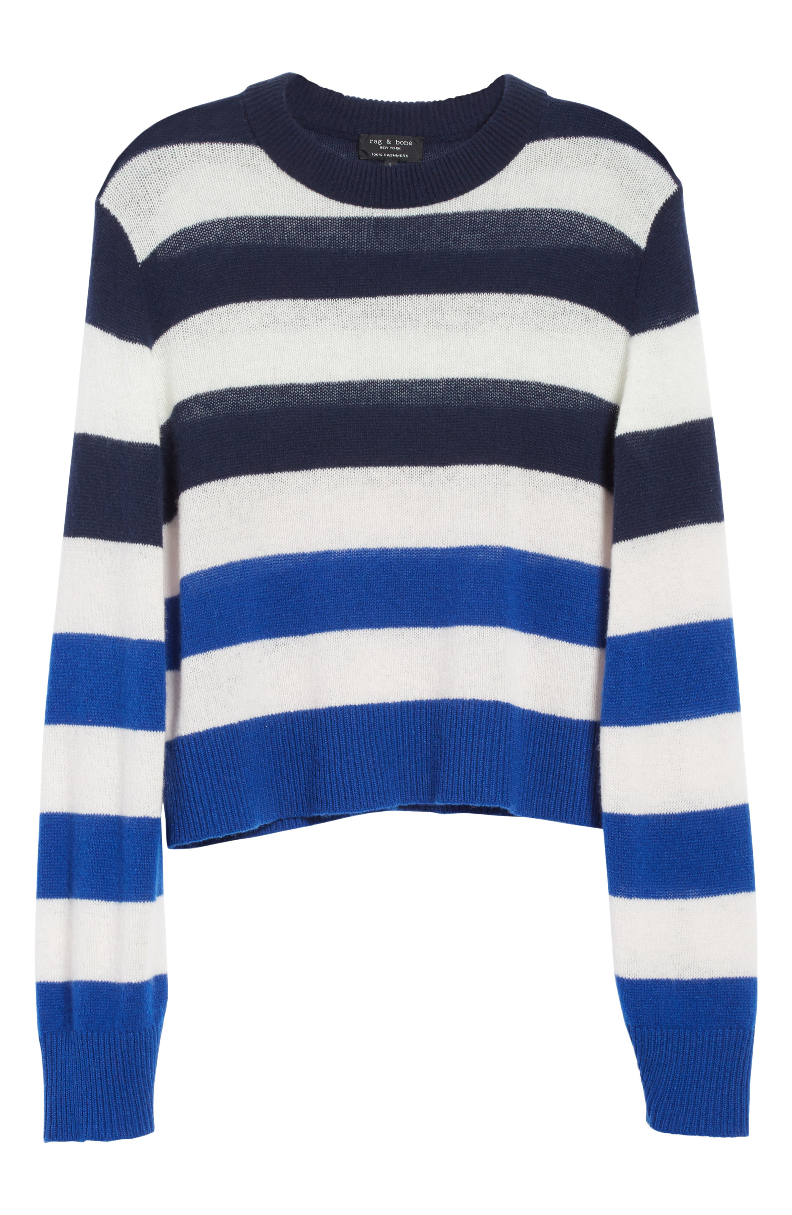 Annika Cashmere Sweater,                             Alternate thumbnail 6, color,                             400