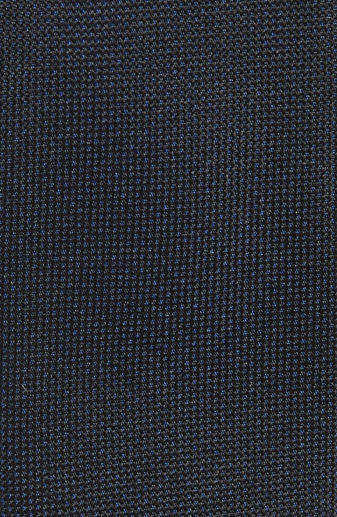 Woven Silk Tie,                             Alternate thumbnail 2, color,                             410