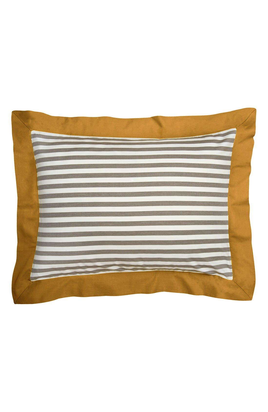 'Draper' Stripe Shams,                             Main thumbnail 1, color,                             700