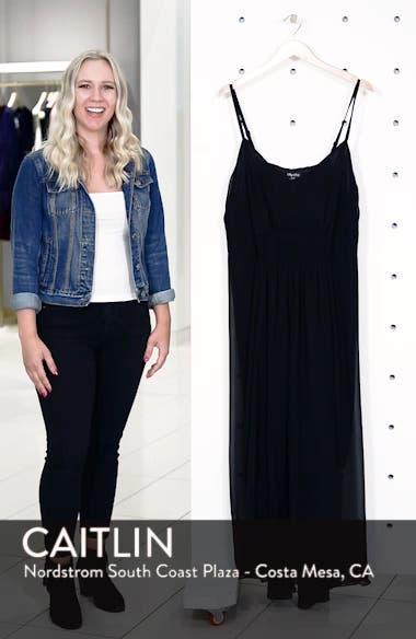 Smocked Waist Maxi Dress, sales video thumbnail