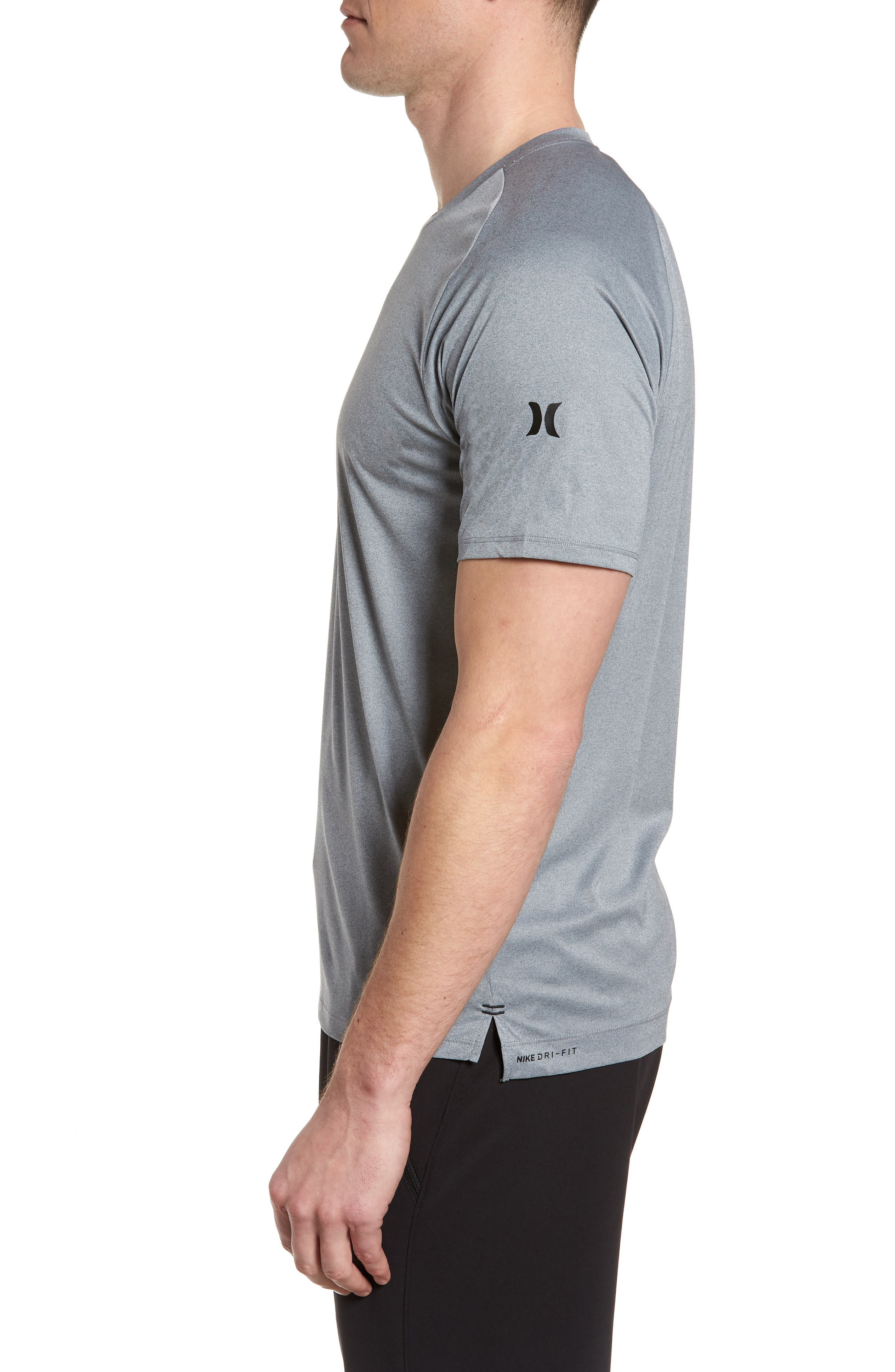 Icon Quick-Dry Surf T-Shirt,                             Alternate thumbnail 6, color,