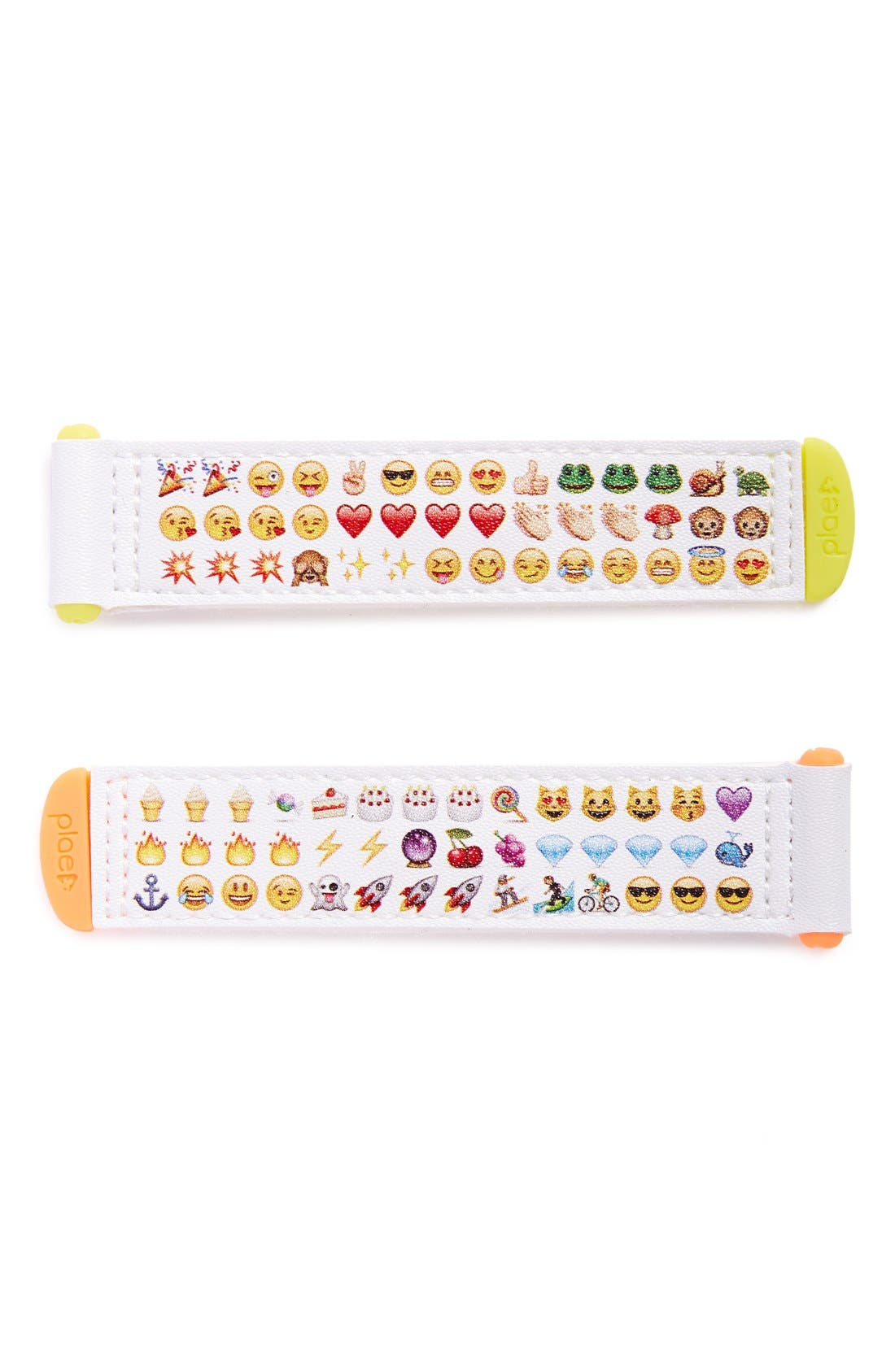 'Emoji' Interchangeable Tabs,                         Main,                         color, 700