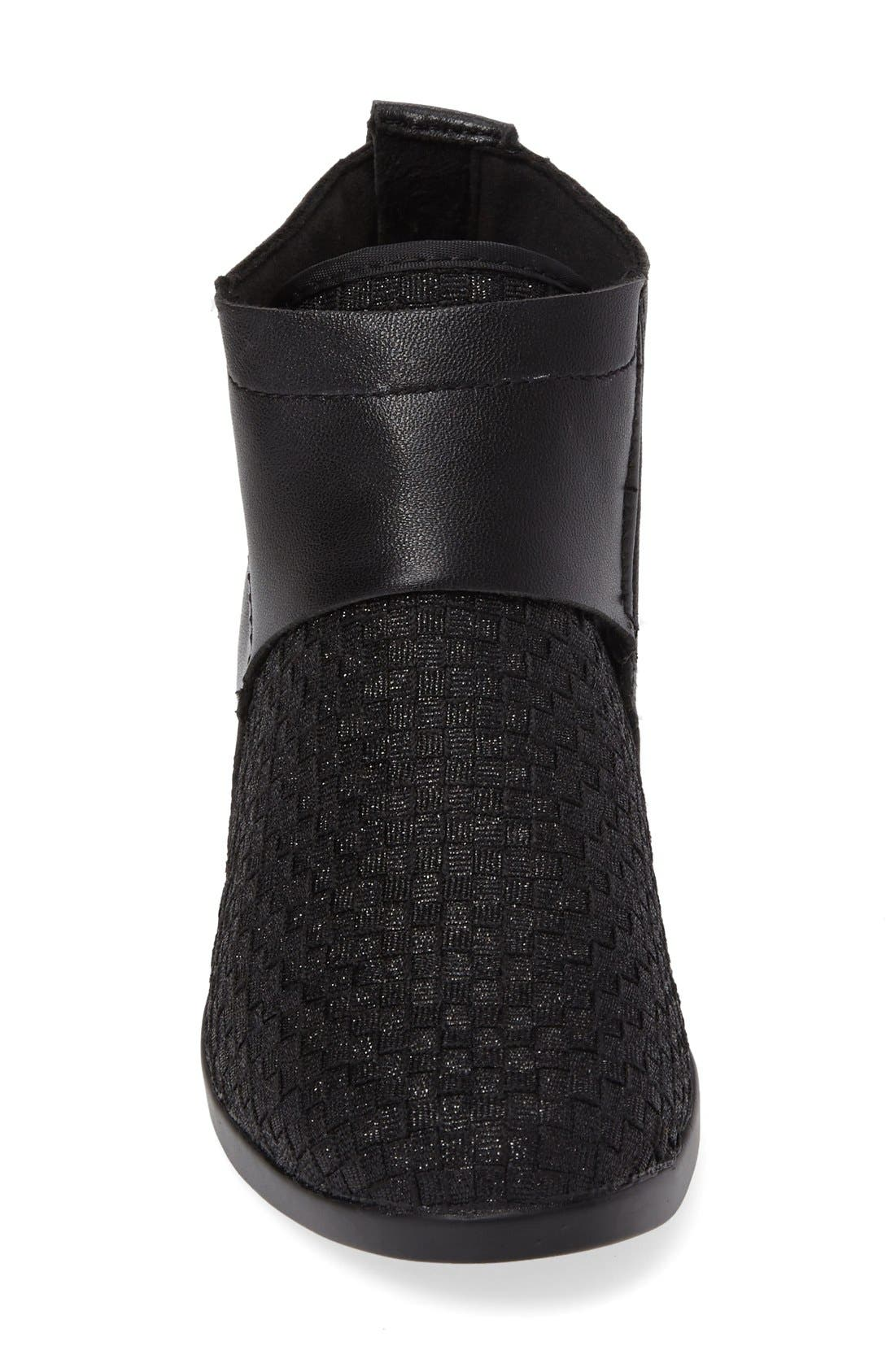 Zen Celine Mid Top Bootie,                             Alternate thumbnail 3, color,                             003