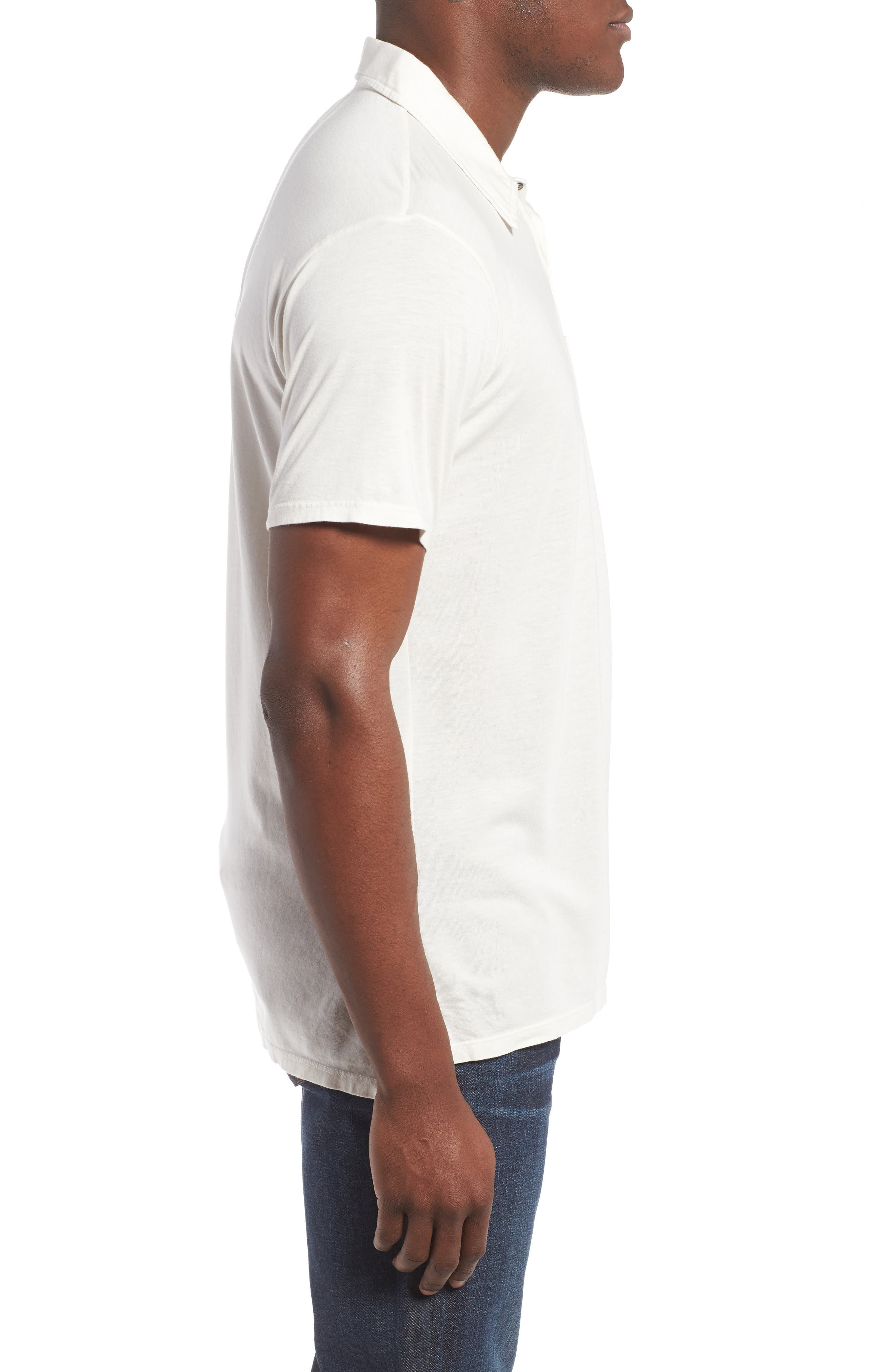 Essential Jersey Polo,                             Alternate thumbnail 14, color,