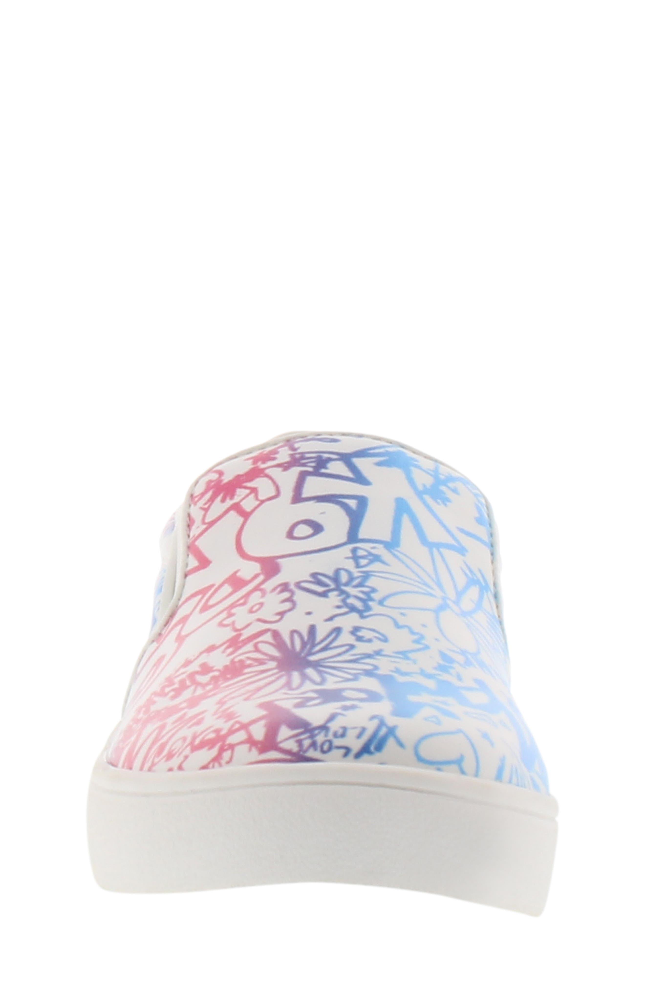 Ivy Spectrum Slip-On Sneaker,                             Alternate thumbnail 4, color,                             165