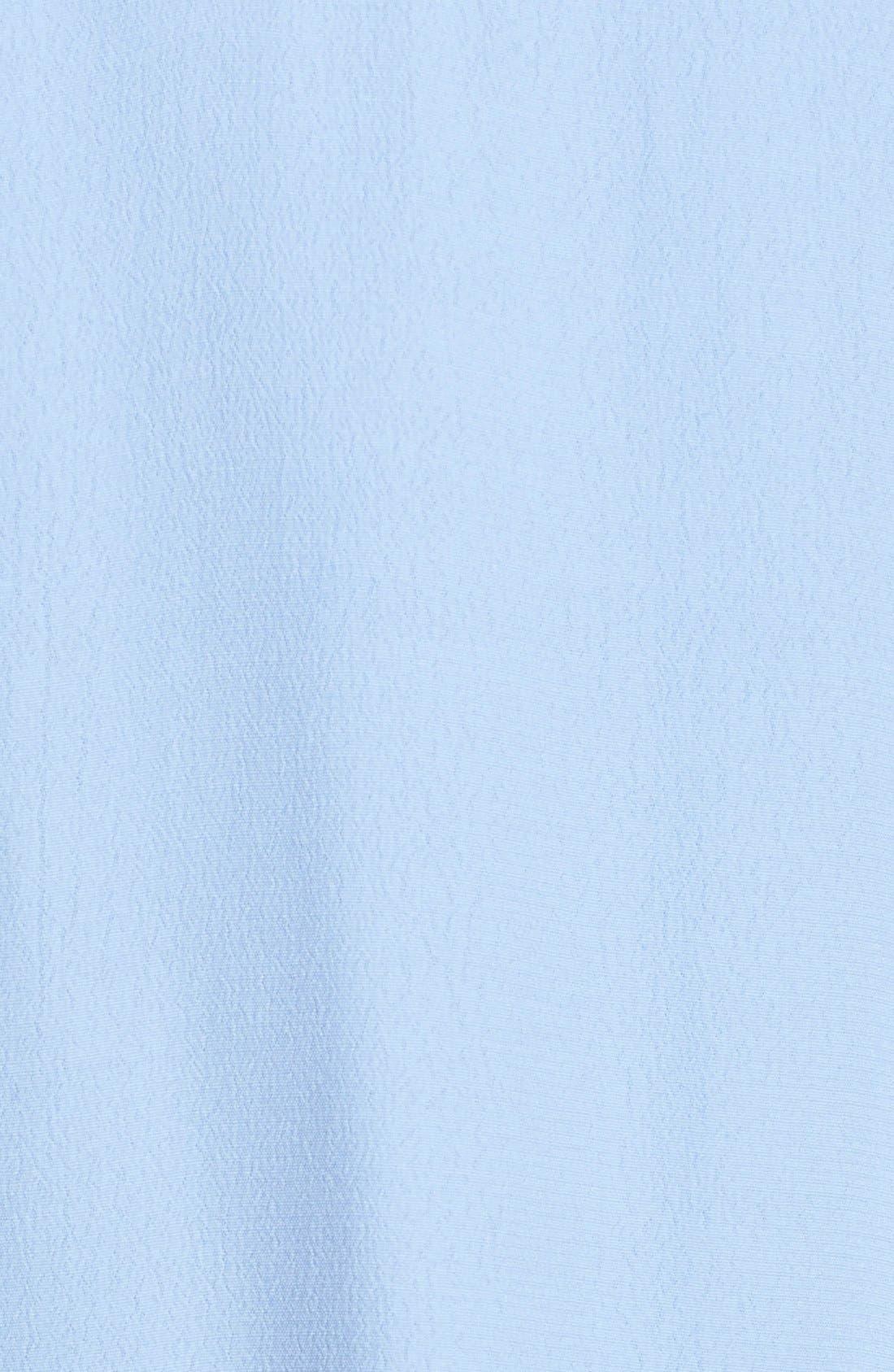 ASTR Lace Strap Silk Blend Dress,                             Alternate thumbnail 2, color,                             428
