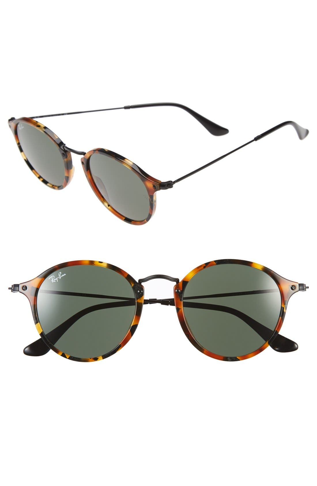 'Icon' 49mm Sunglasses,                             Main thumbnail 2, color,