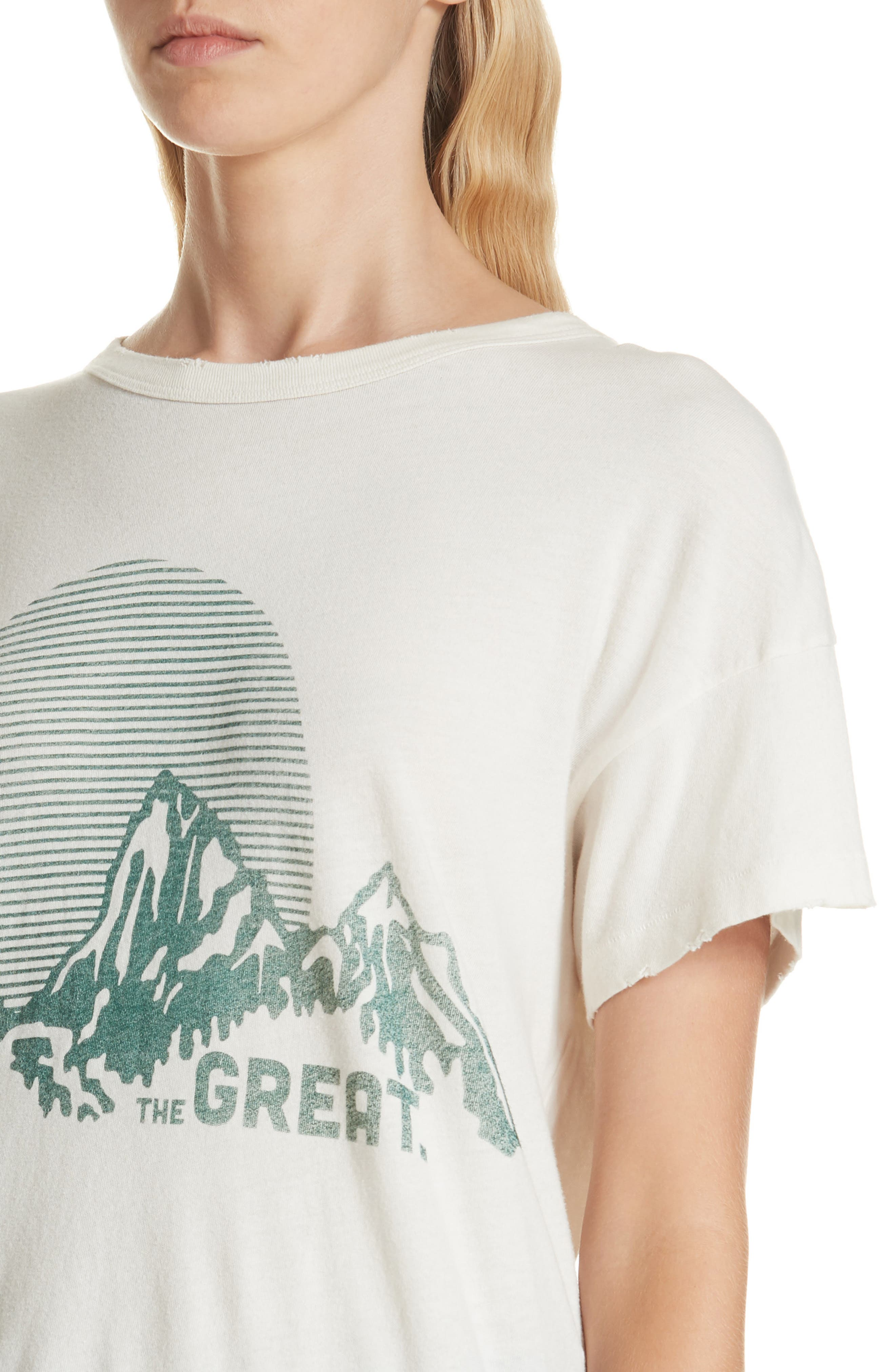 The Boxy Graphic Tee,                             Alternate thumbnail 10, color,