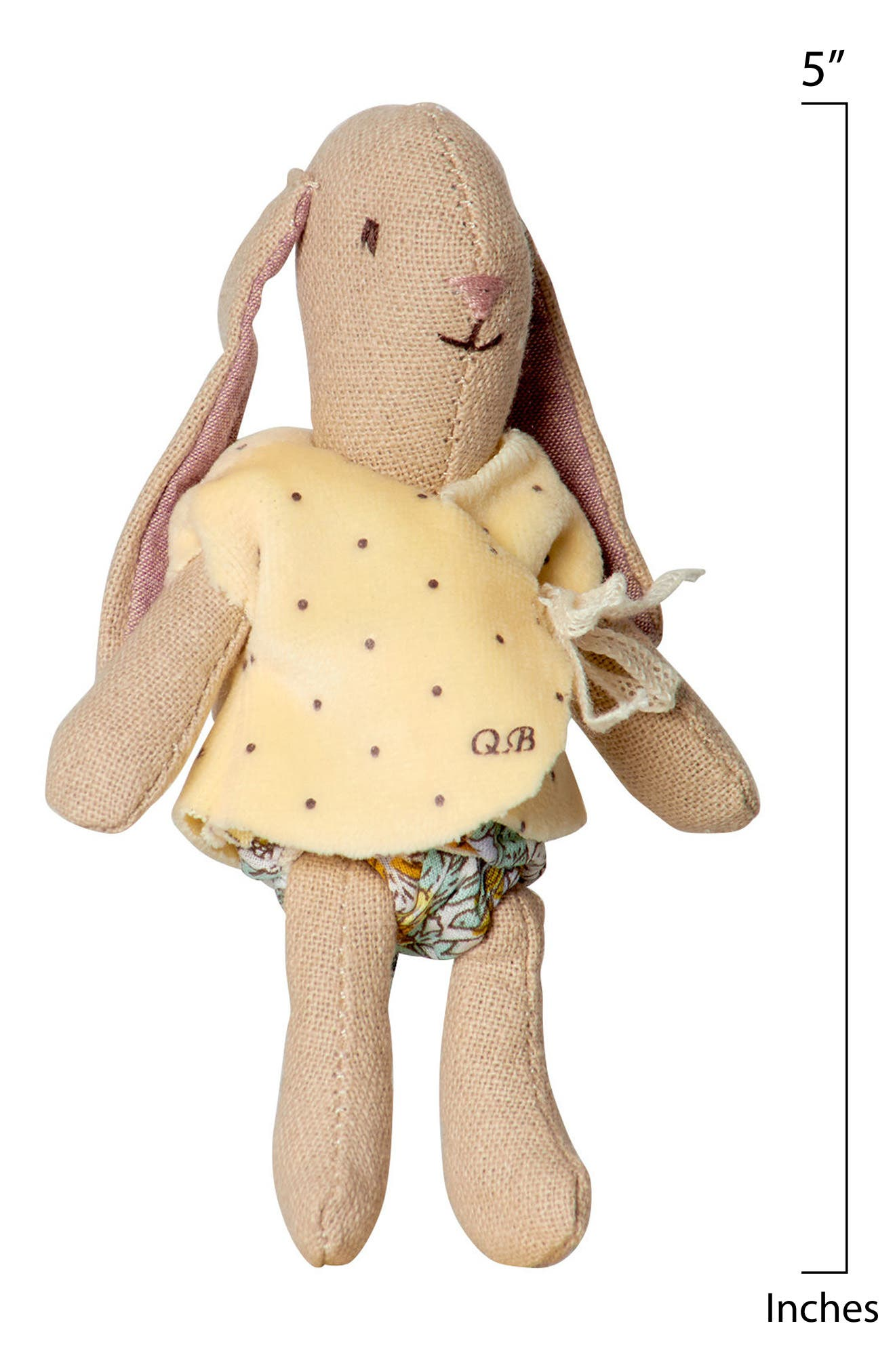 Micro Rabbit Doll Toy,                             Alternate thumbnail 2, color,                             700