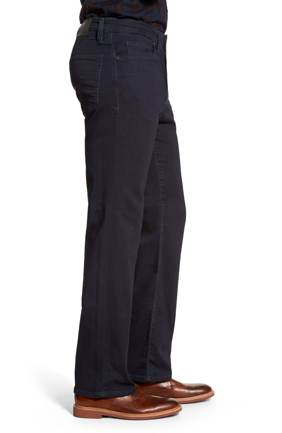 'Charisma' Relaxed Fit Jeans,                             Alternate thumbnail 6, color,                             RINSE SPORTY