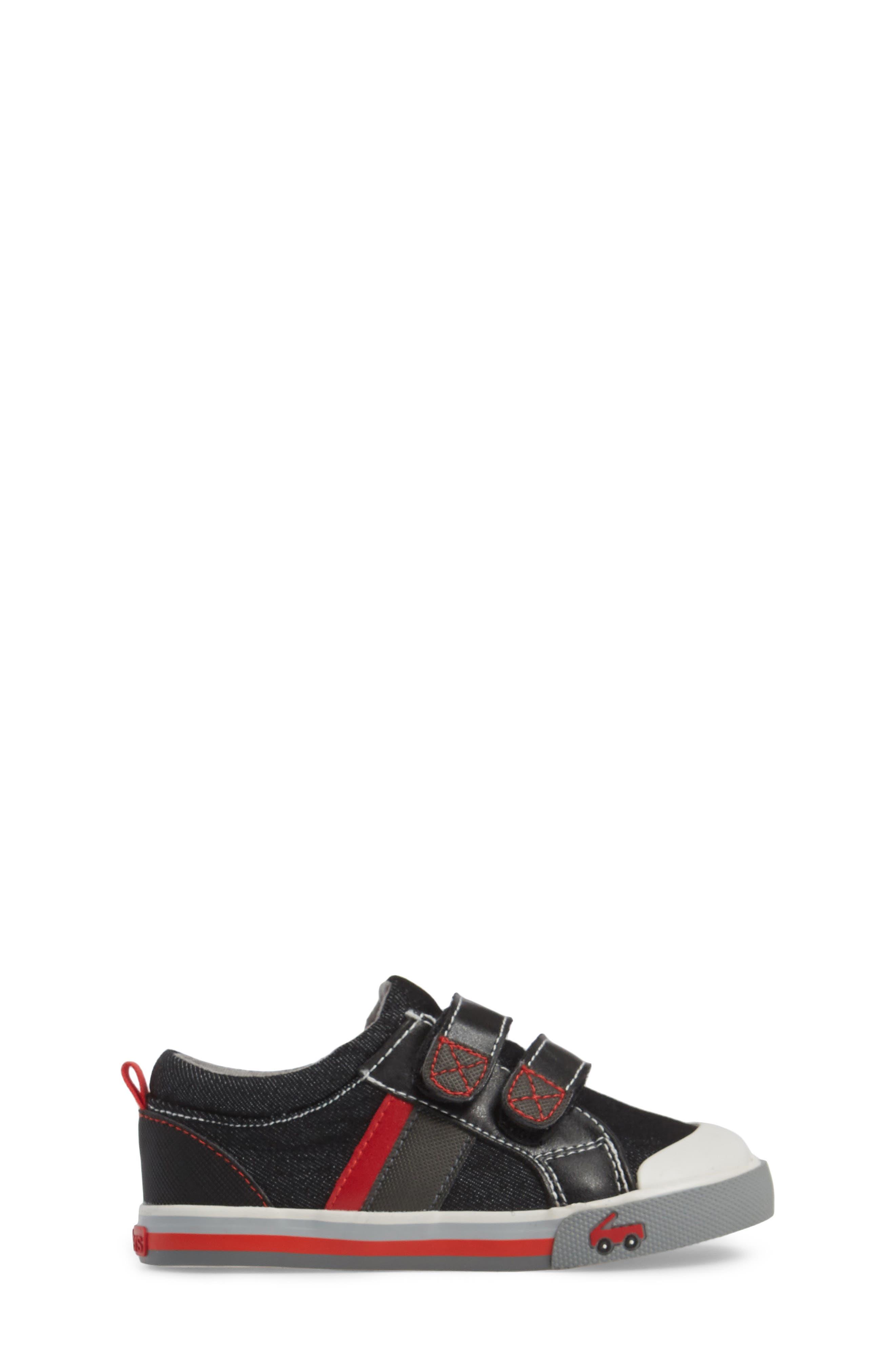 'Russell' Sneaker,                             Alternate thumbnail 3, color,                             003