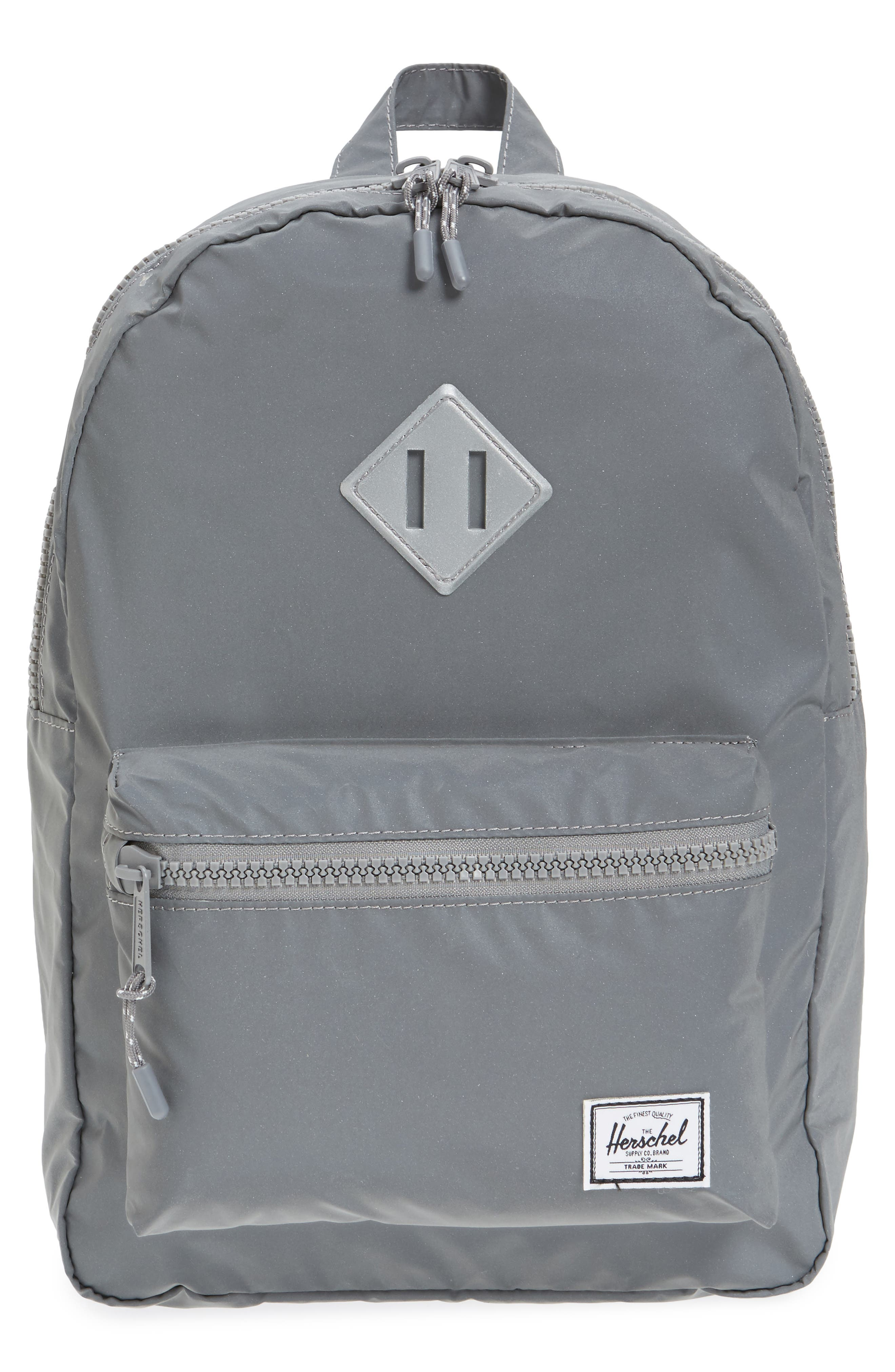 Heritage Reflective Backpack,                         Main,                         color, 047