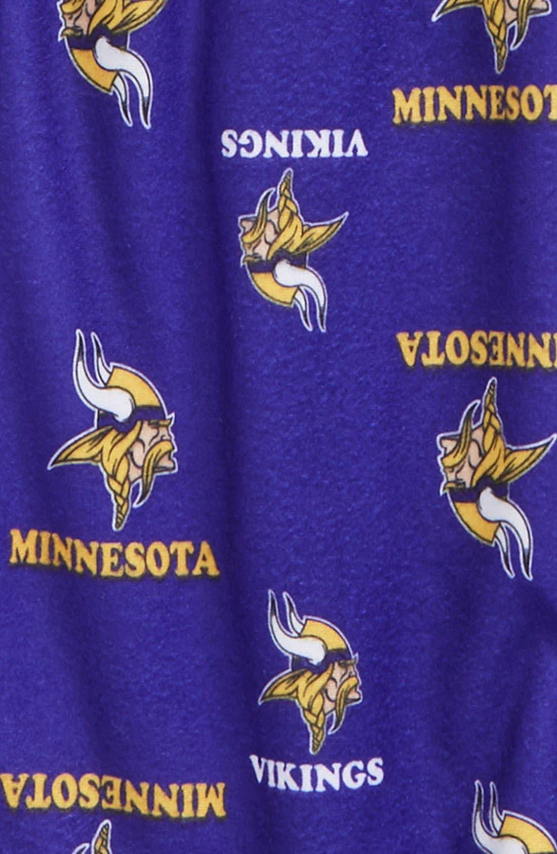 'Minnesota Vikings' Pajama Pants,                             Alternate thumbnail 2, color,                             500