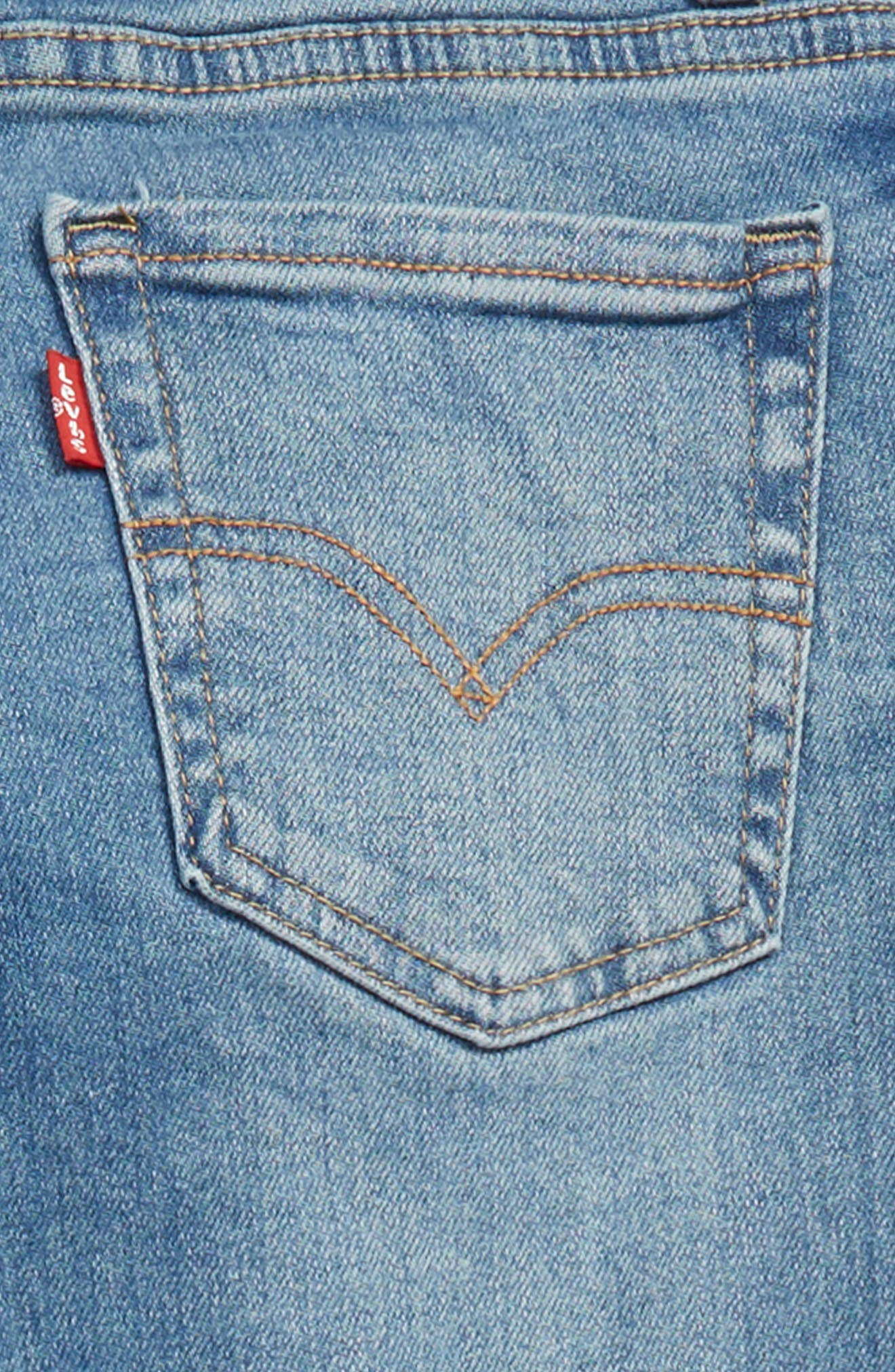 519<sup>™</sup> Extreme Skinny Fit Jeans,                             Alternate thumbnail 3, color,                             PALISADES