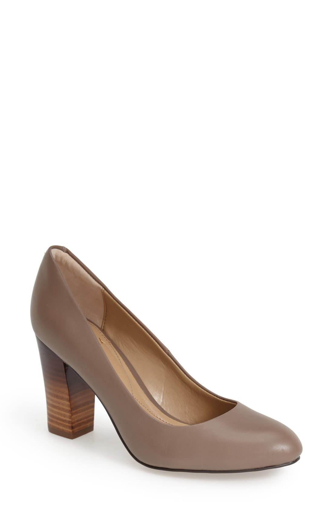 'Eleni II' Block Heel Pump,                             Main thumbnail 6, color,