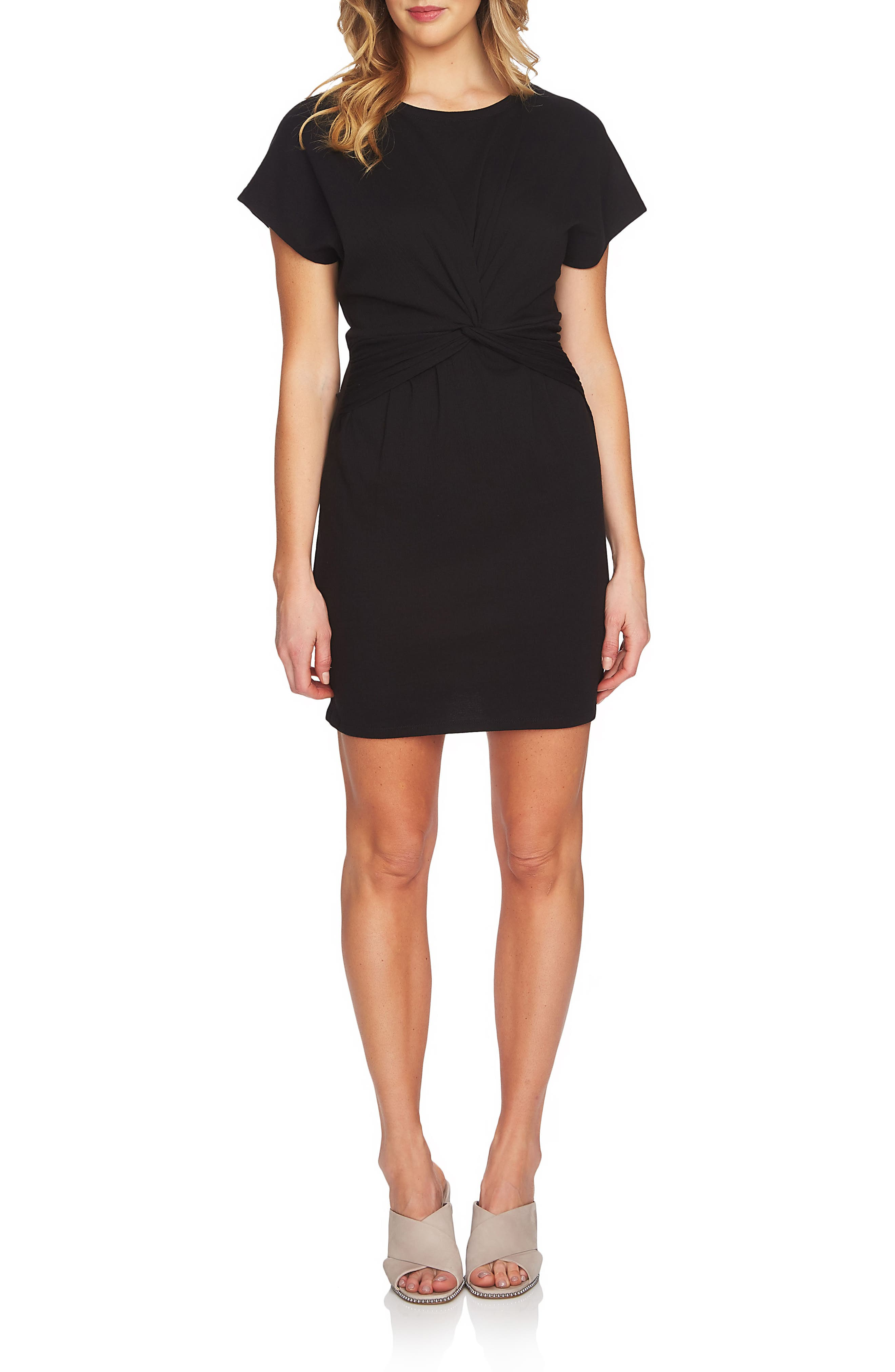 Twist Body-Con Dress,                             Main thumbnail 1, color,                             006