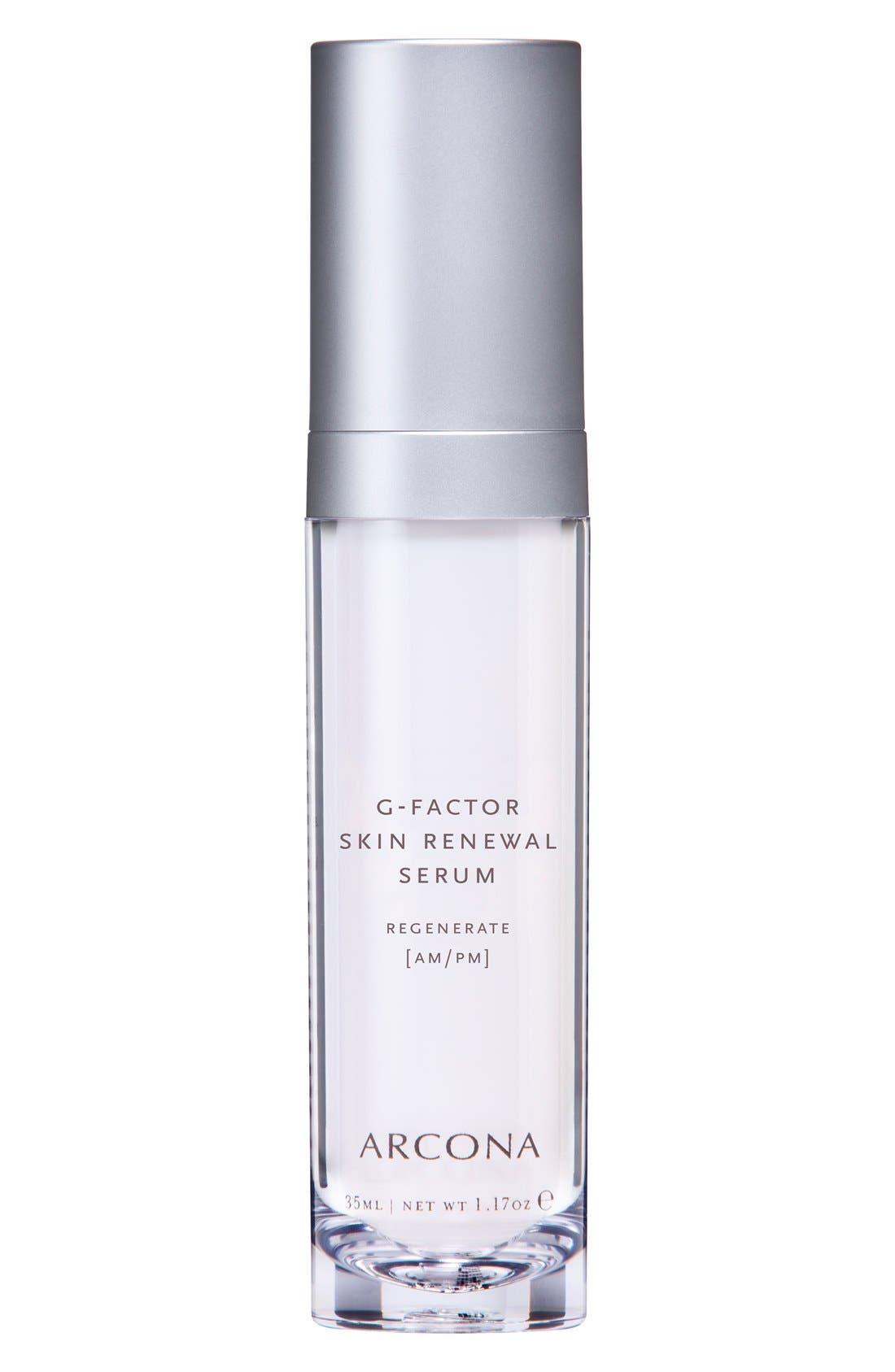 G-Factor Skin Renewal Serum,                         Main,                         color, NO COLOR