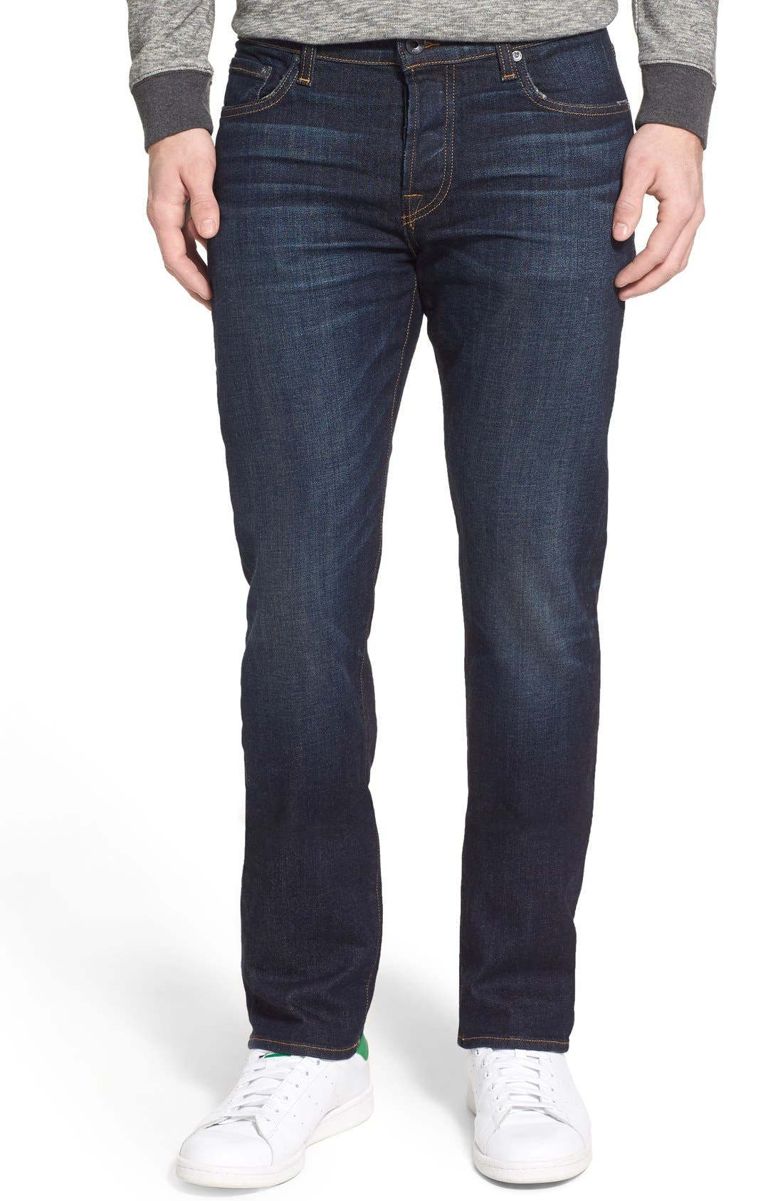 BALDWIN,                             'Henley' Slim Fit Jeans,                             Main thumbnail 1, color,                             409