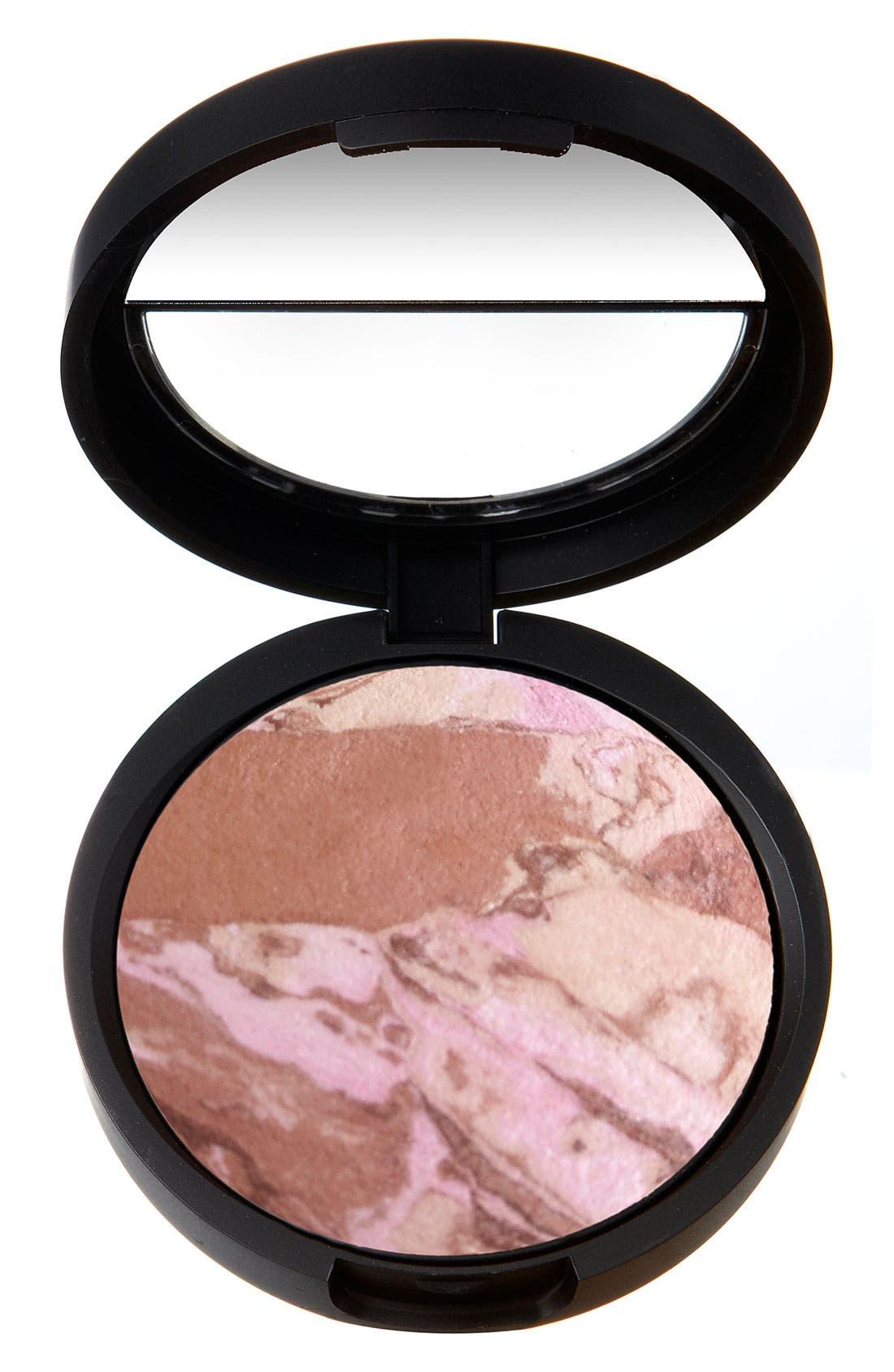 'Bronze-n-Brighten' Baked Color Correcting Bronzer,                         Main,                         color, MEDIUM