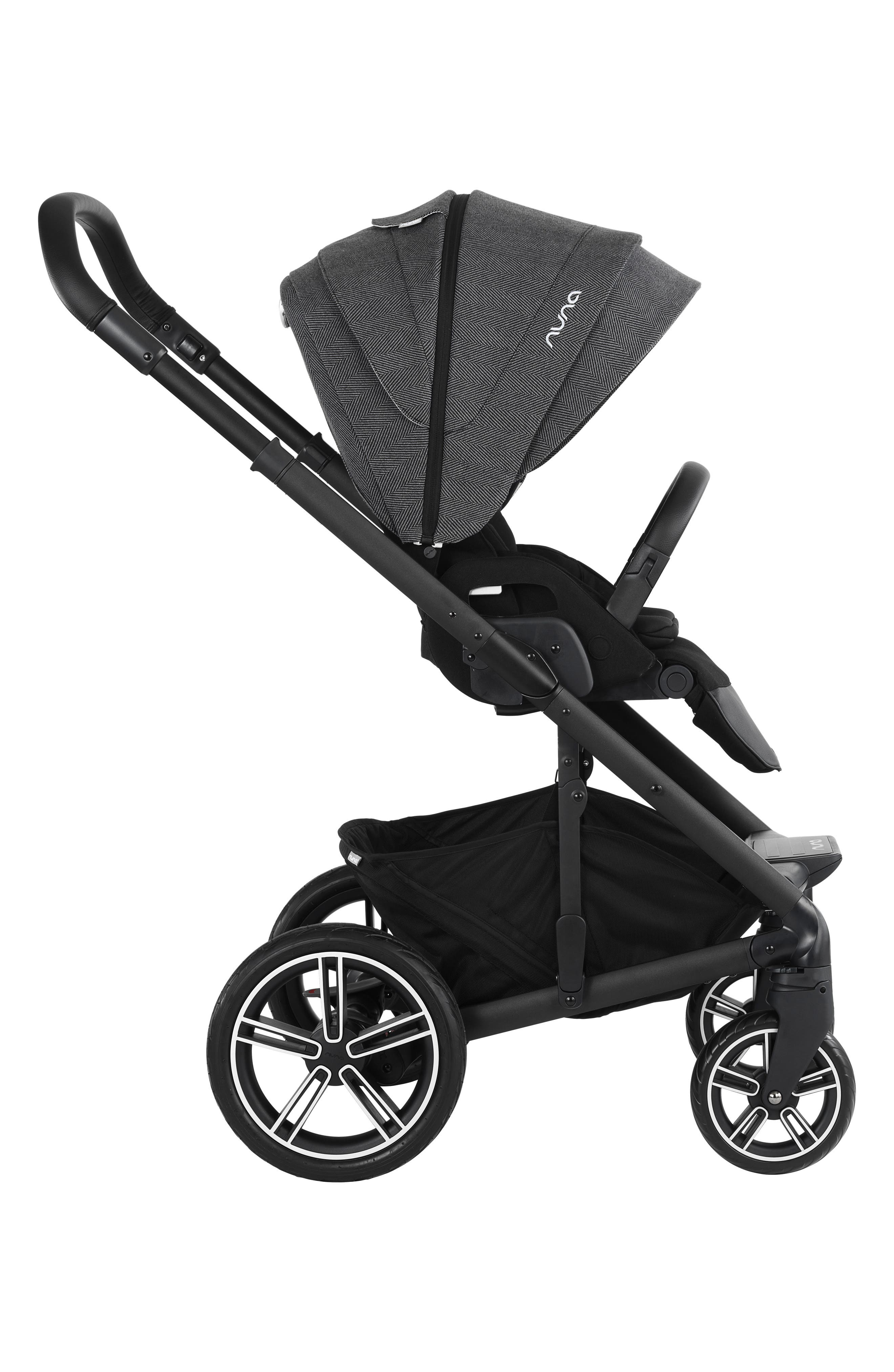 2019 MIXX<sup>™</sup> Stroller & PIPA<sup>™</sup> Lite LX Infant Car Seat Set Travel System,                             Alternate thumbnail 2, color,                             VERONA CAVIAR