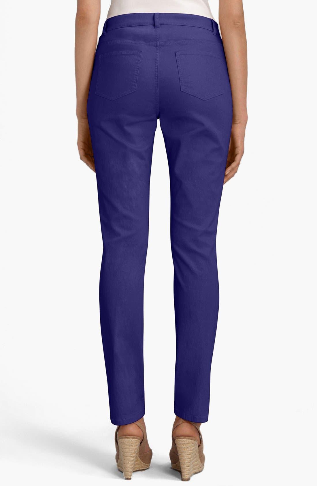 'Primo Denim' Curvy Fit Slim Leg Jeans,                             Alternate thumbnail 12, color,