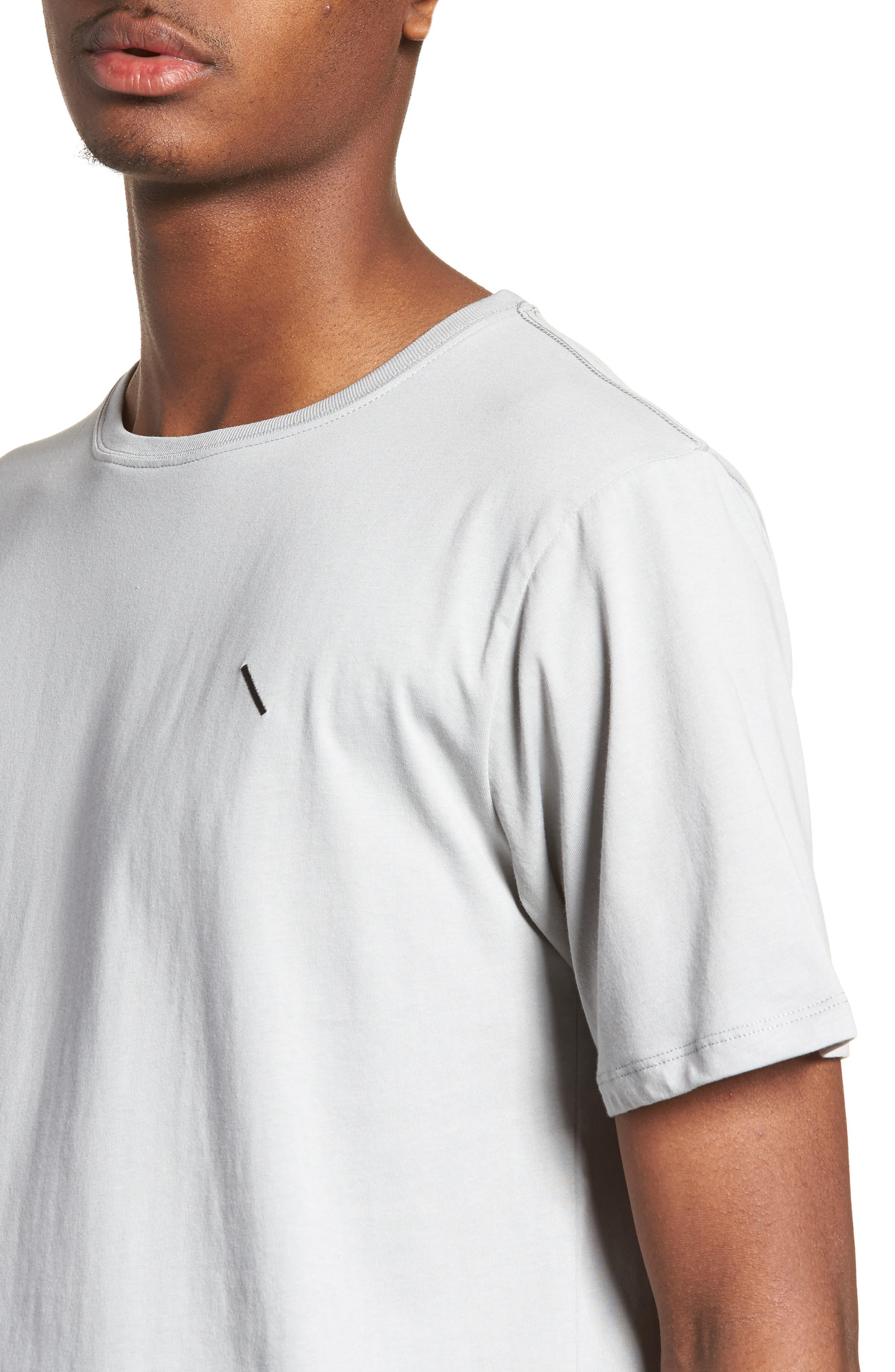Embroidered Slash T-Shirt,                             Alternate thumbnail 7, color,