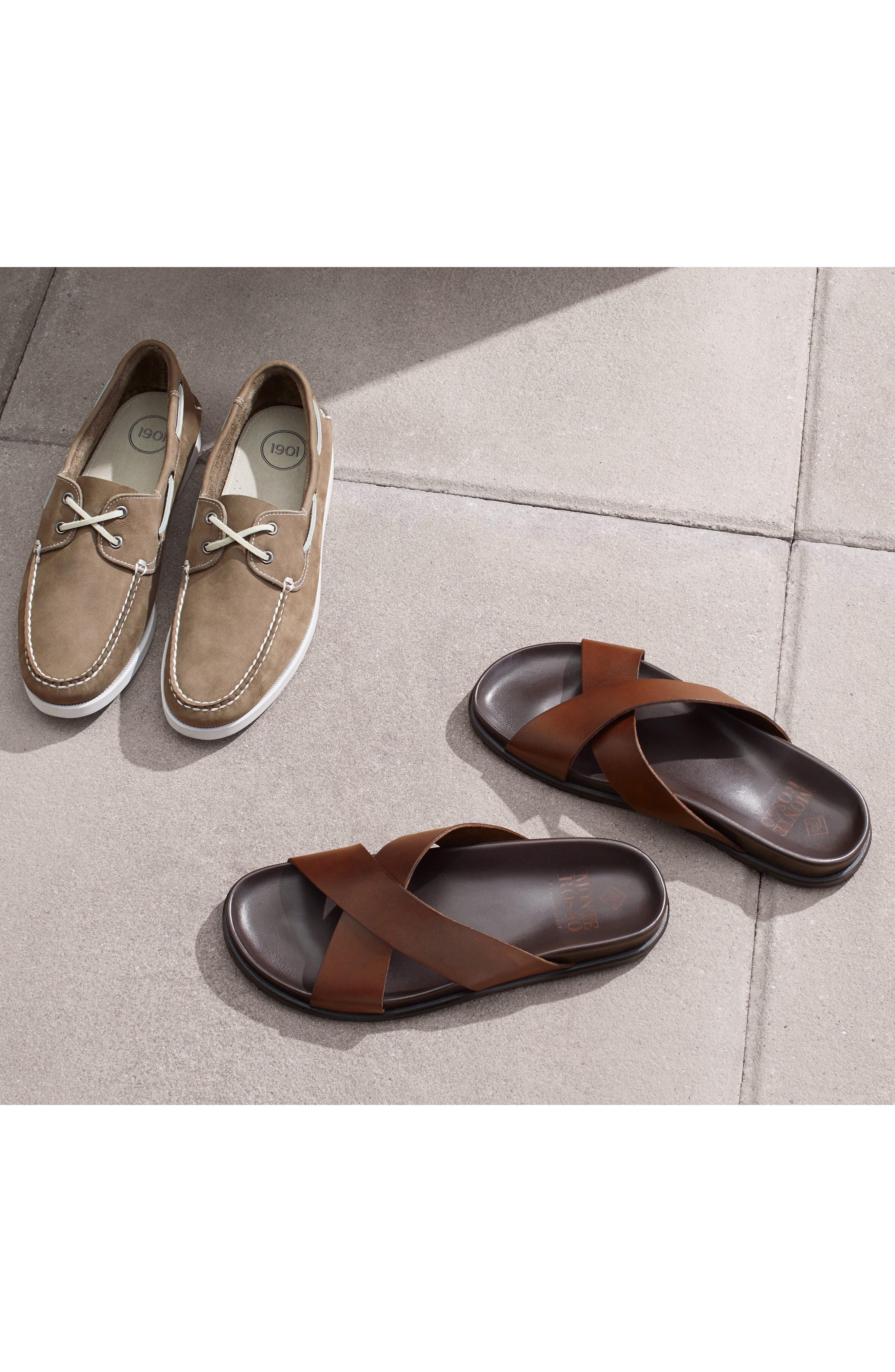 Pacific Boat Shoe,                             Alternate thumbnail 7, color,                             GREY NUBUCK