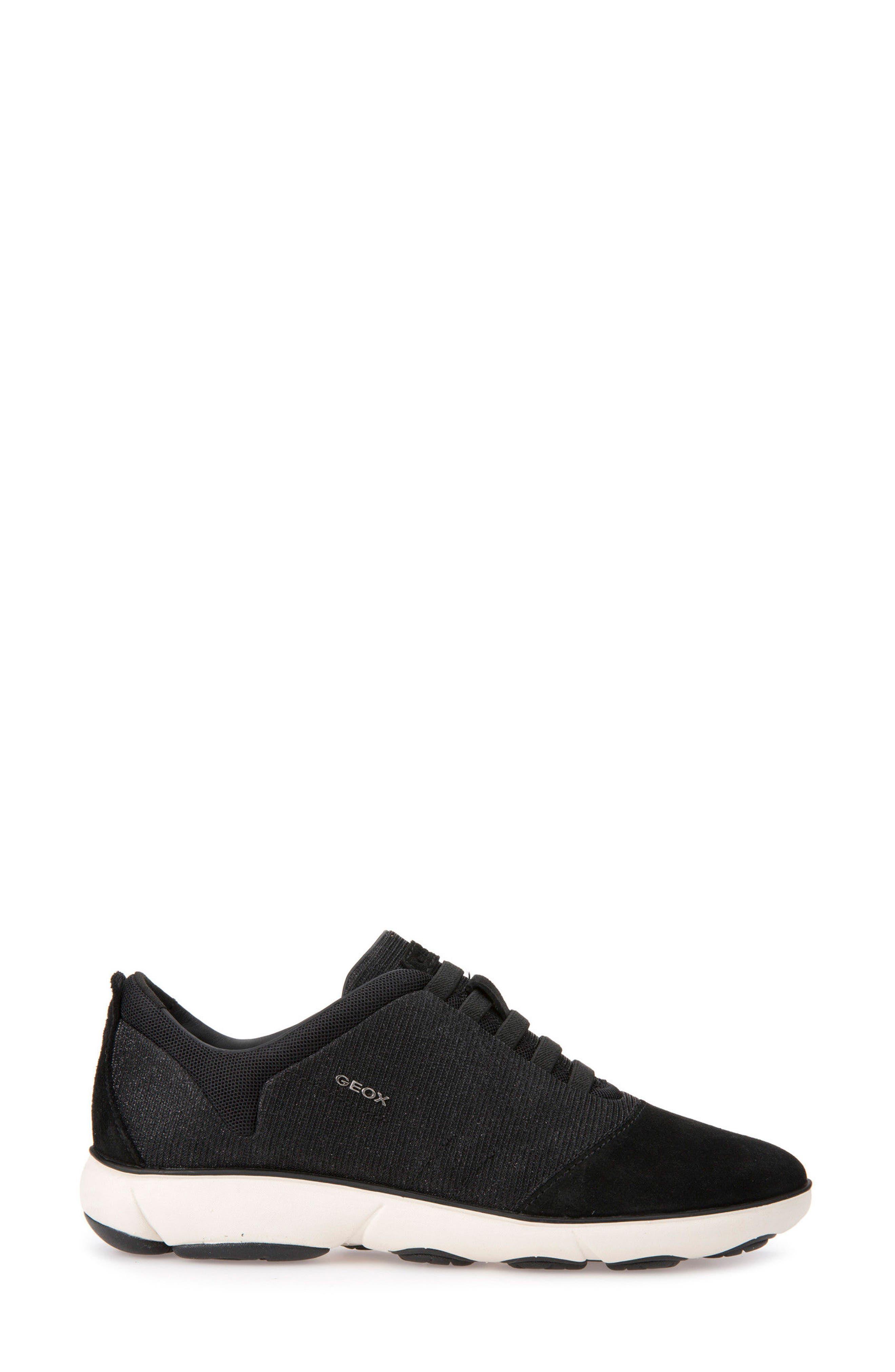 Nebula Slip-On Sneaker,                             Alternate thumbnail 3, color,                             001