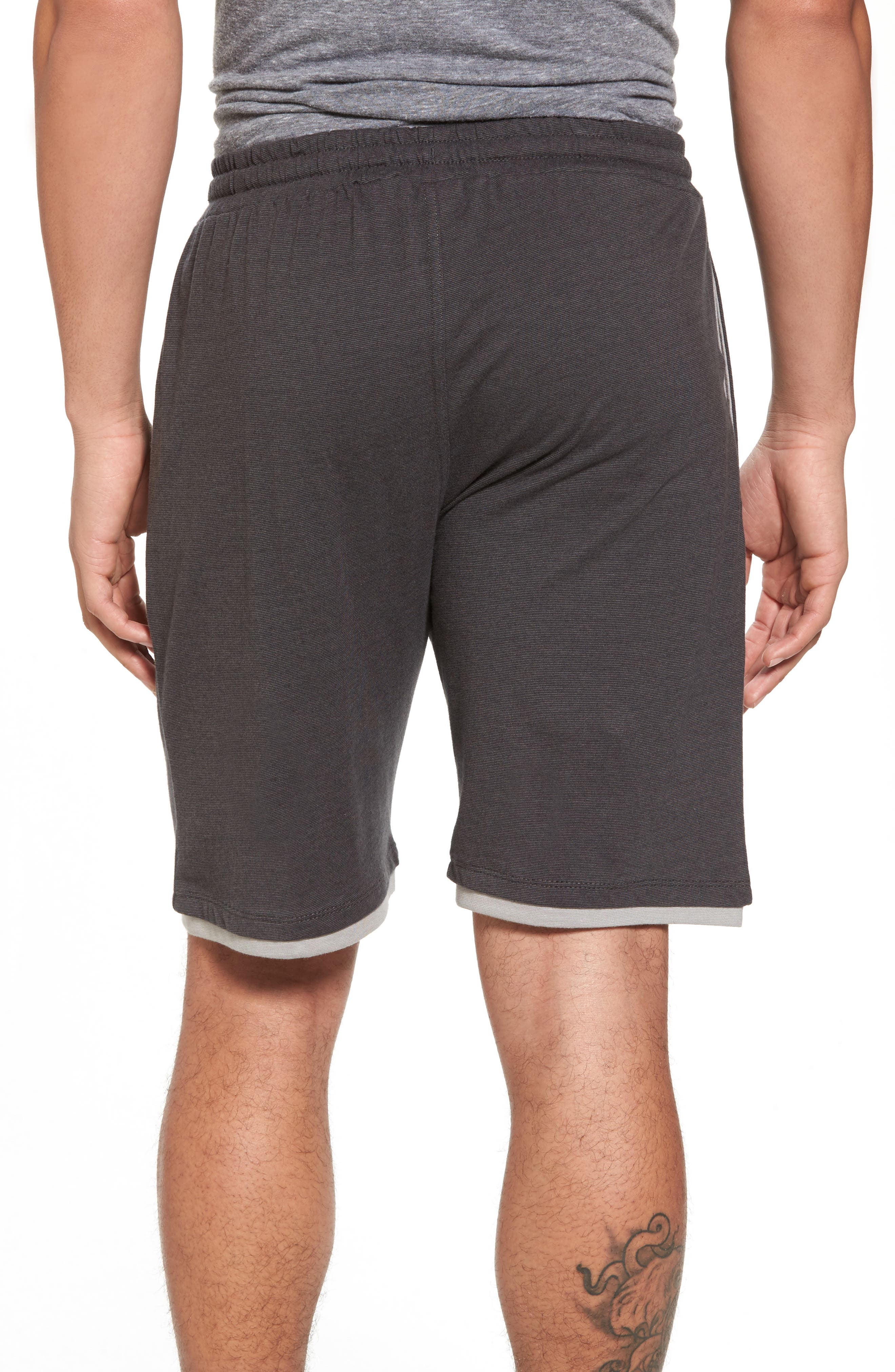 Layers Sport Shorts,                             Alternate thumbnail 2, color,                             001