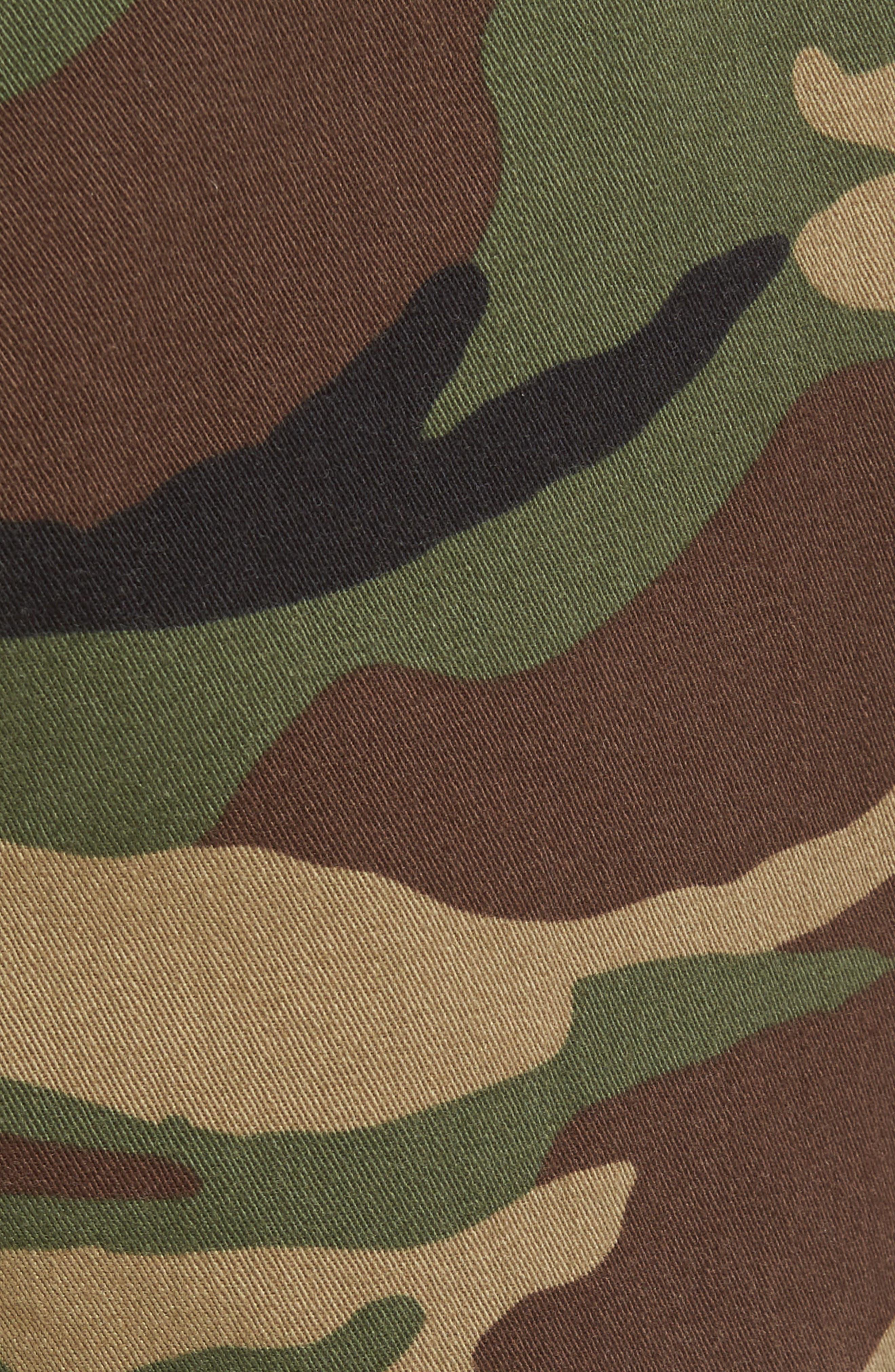Slim Fit Cargo Shorts,                             Alternate thumbnail 5, color,                             300