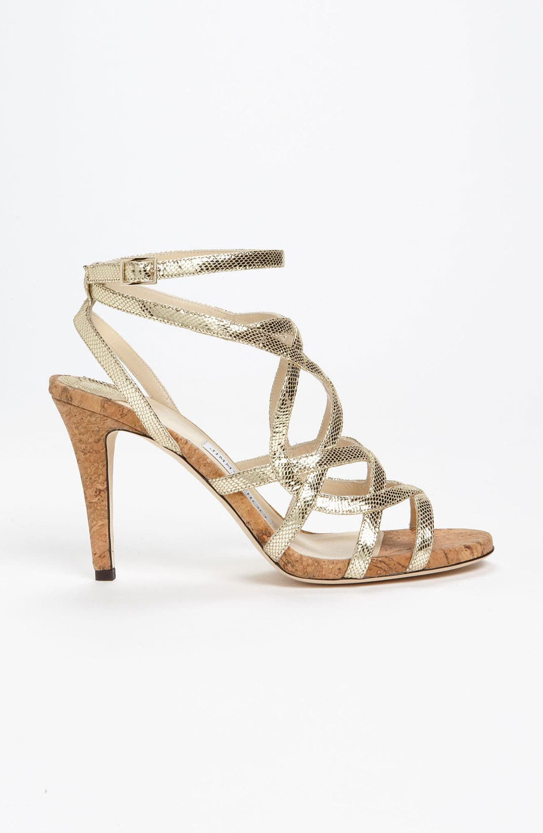 JIMMY CHOO,                             'Deeta' Sandal,                             Alternate thumbnail 2, color,                             710