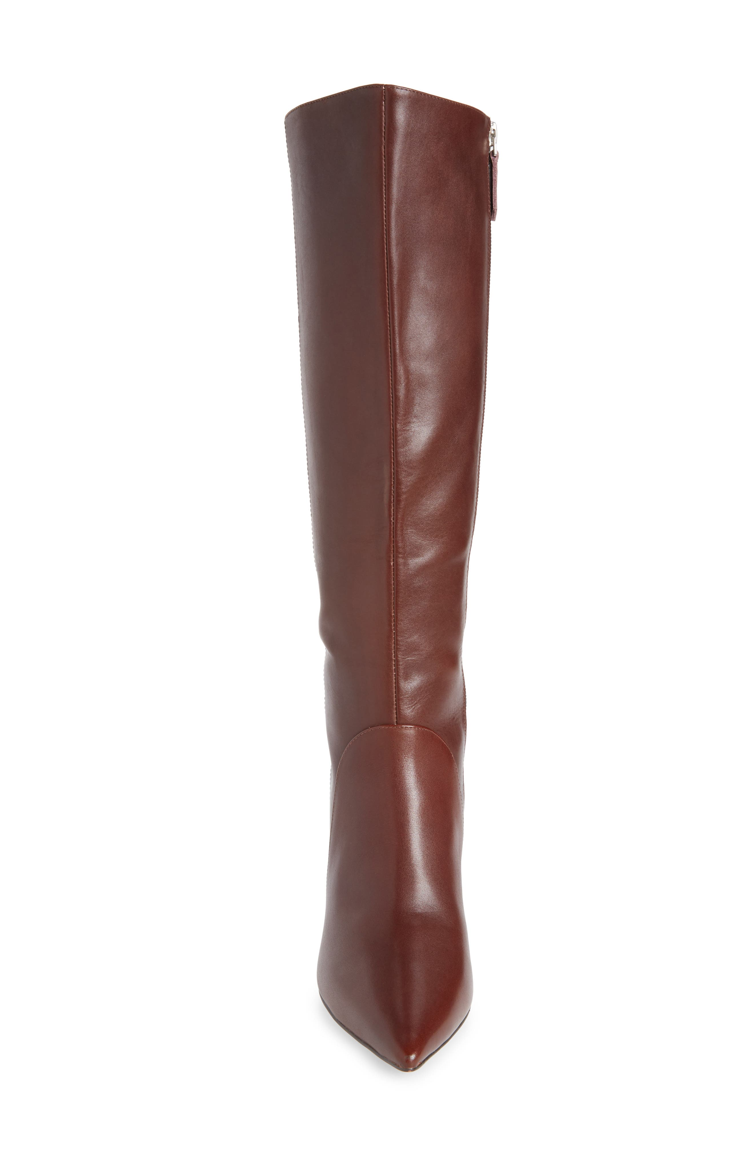 Perfect Boot,                             Alternate thumbnail 4, color,                             CHOCOLATE LEATHER