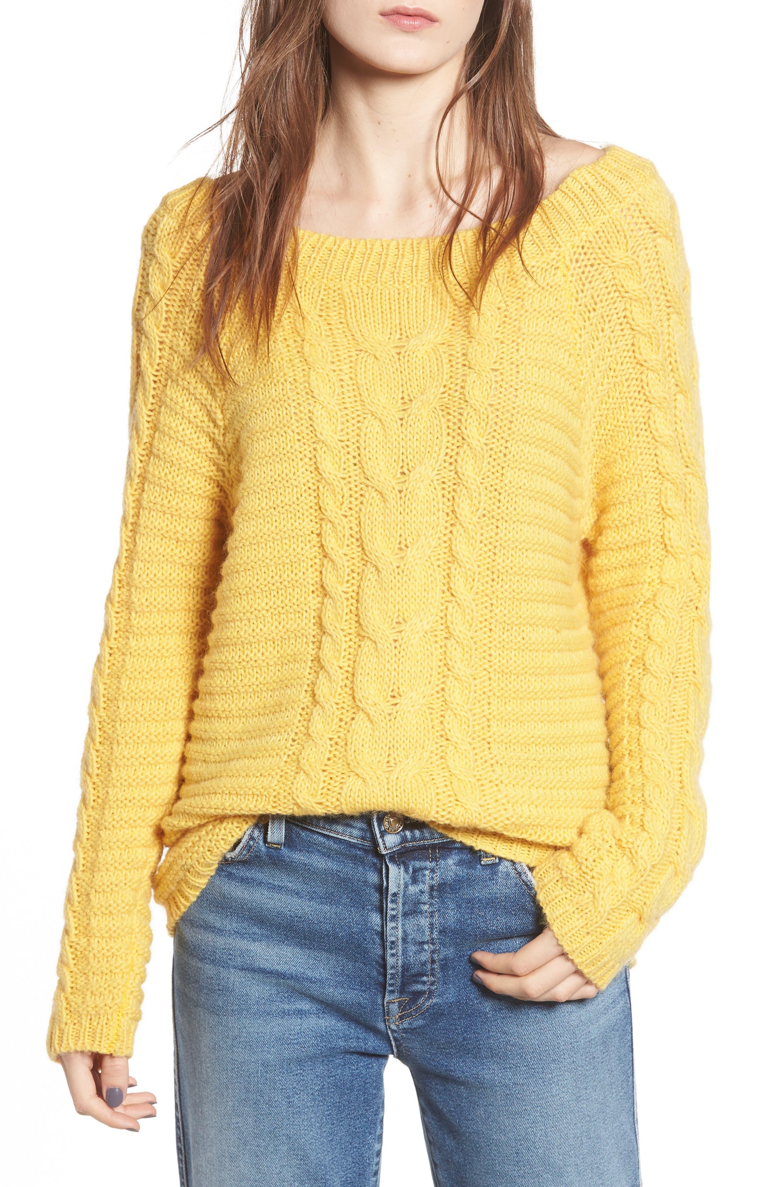 REBECCA MINKOFF Juna Sweater, Main, color, 700
