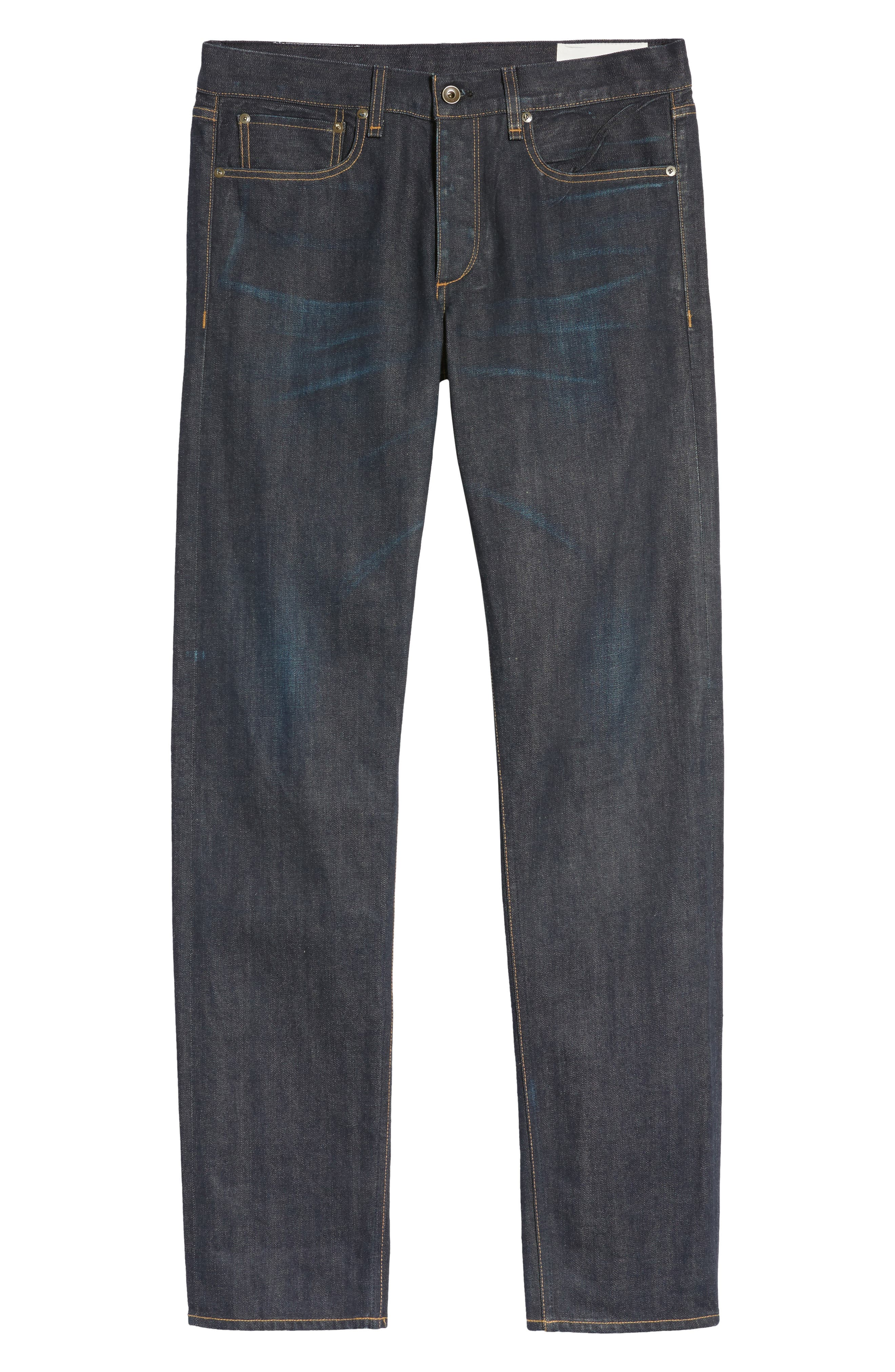 Fit 2 Slim Fit Jeans,                             Alternate thumbnail 6, color,                             452