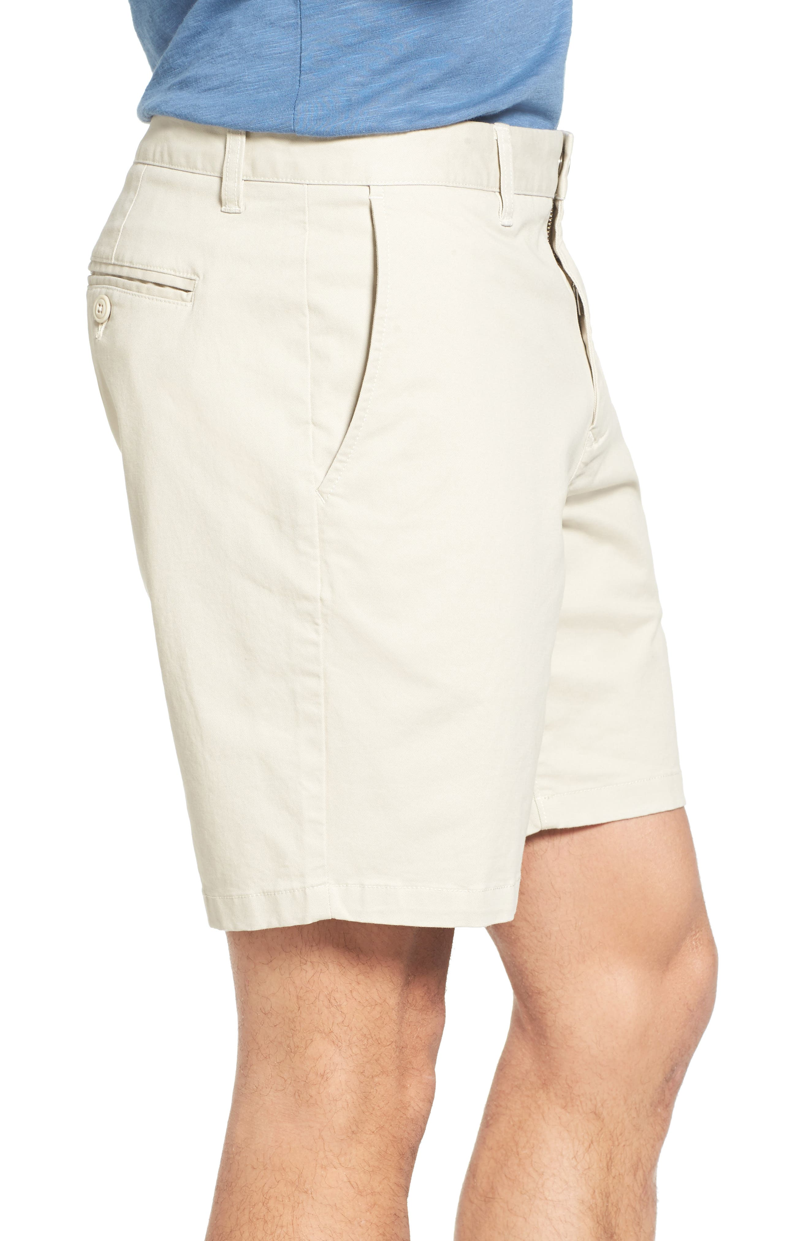 Stretch Washed Chino 7-Inch Shorts,                             Alternate thumbnail 63, color,