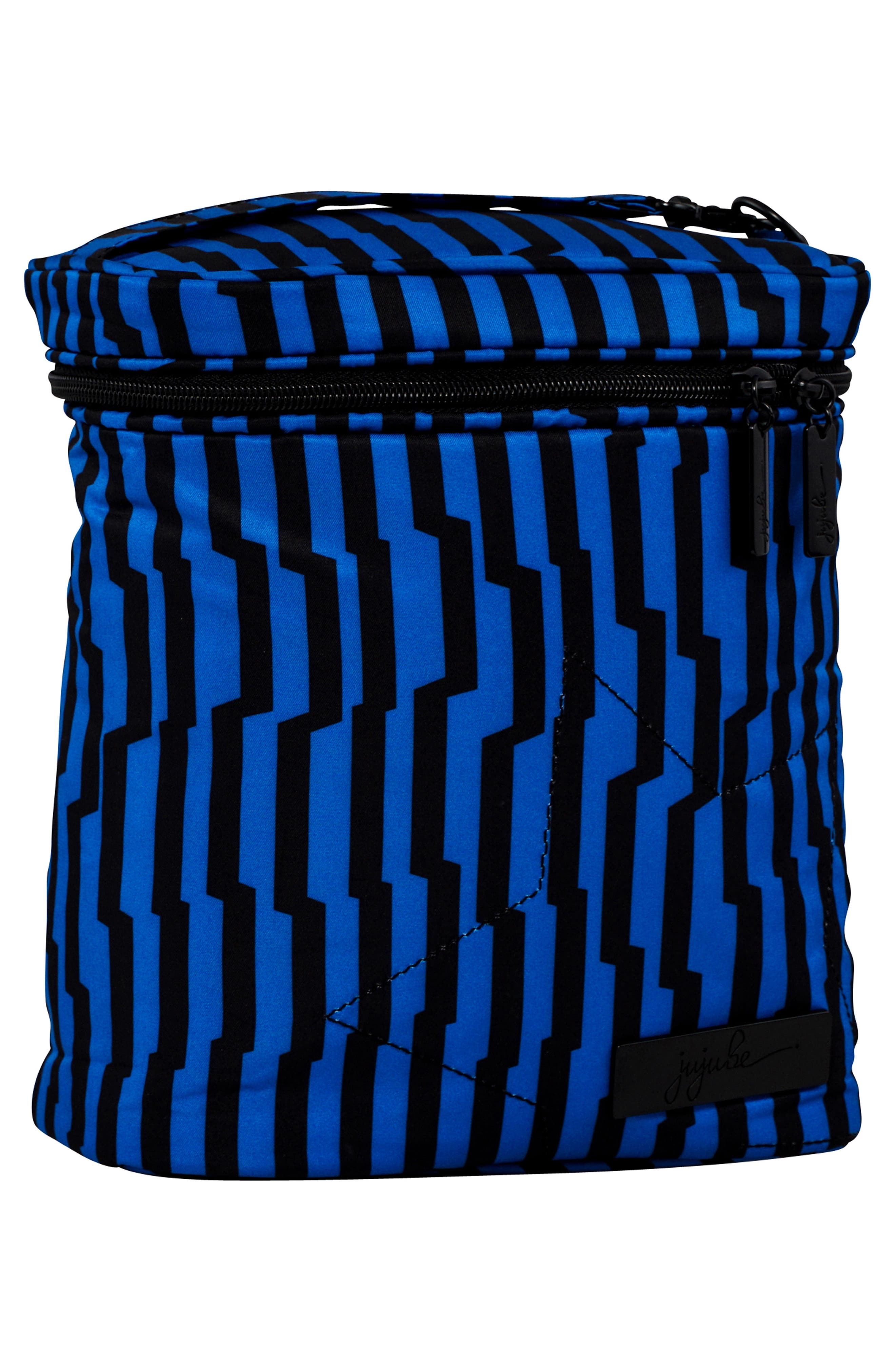 'Fuel Cell - Onyx Collection' Lunch Bag,                             Alternate thumbnail 5, color,                             001