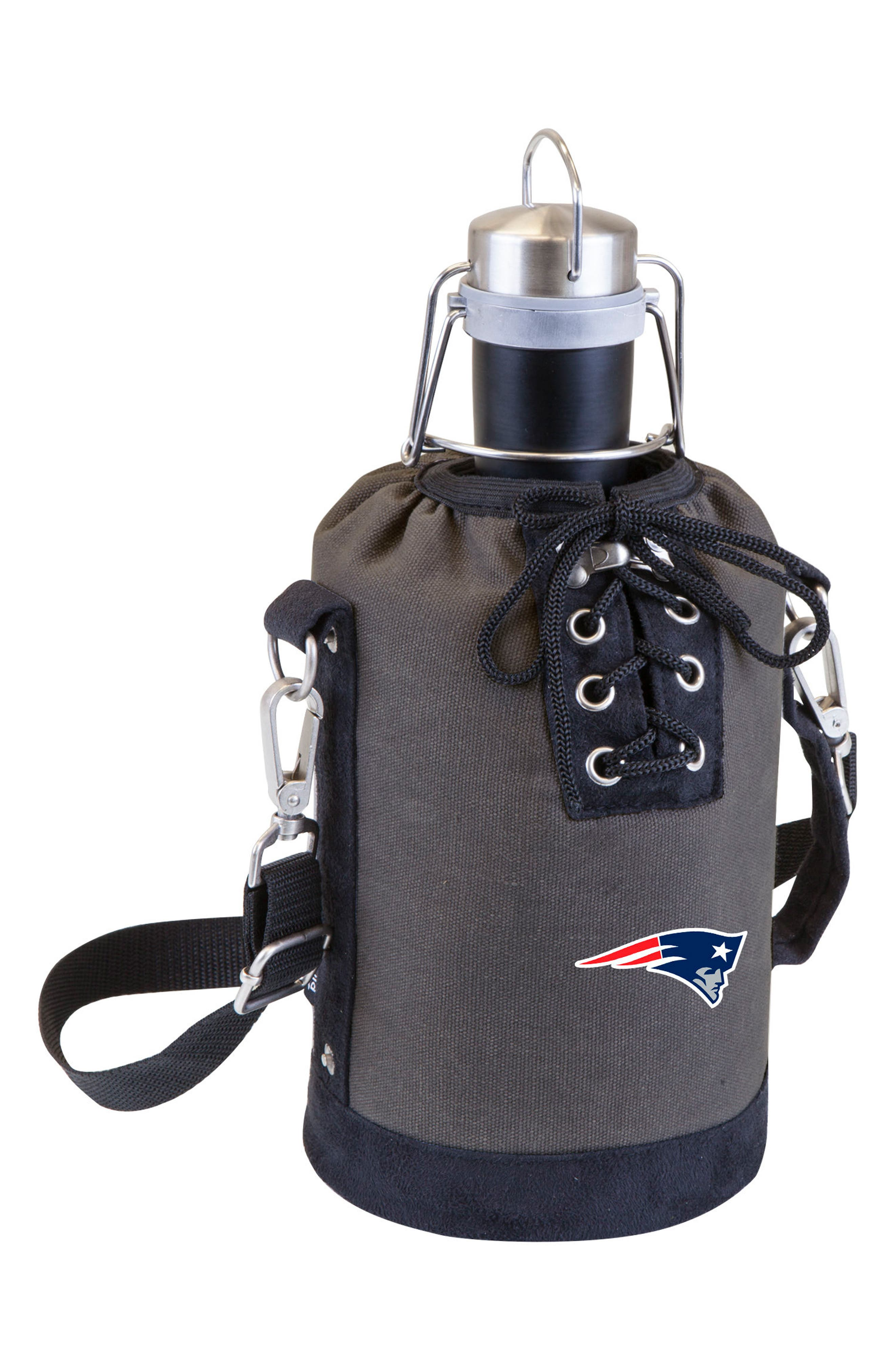 NFL Team Logo Tote & Stainless Steel Growler,                             Main thumbnail 19, color,