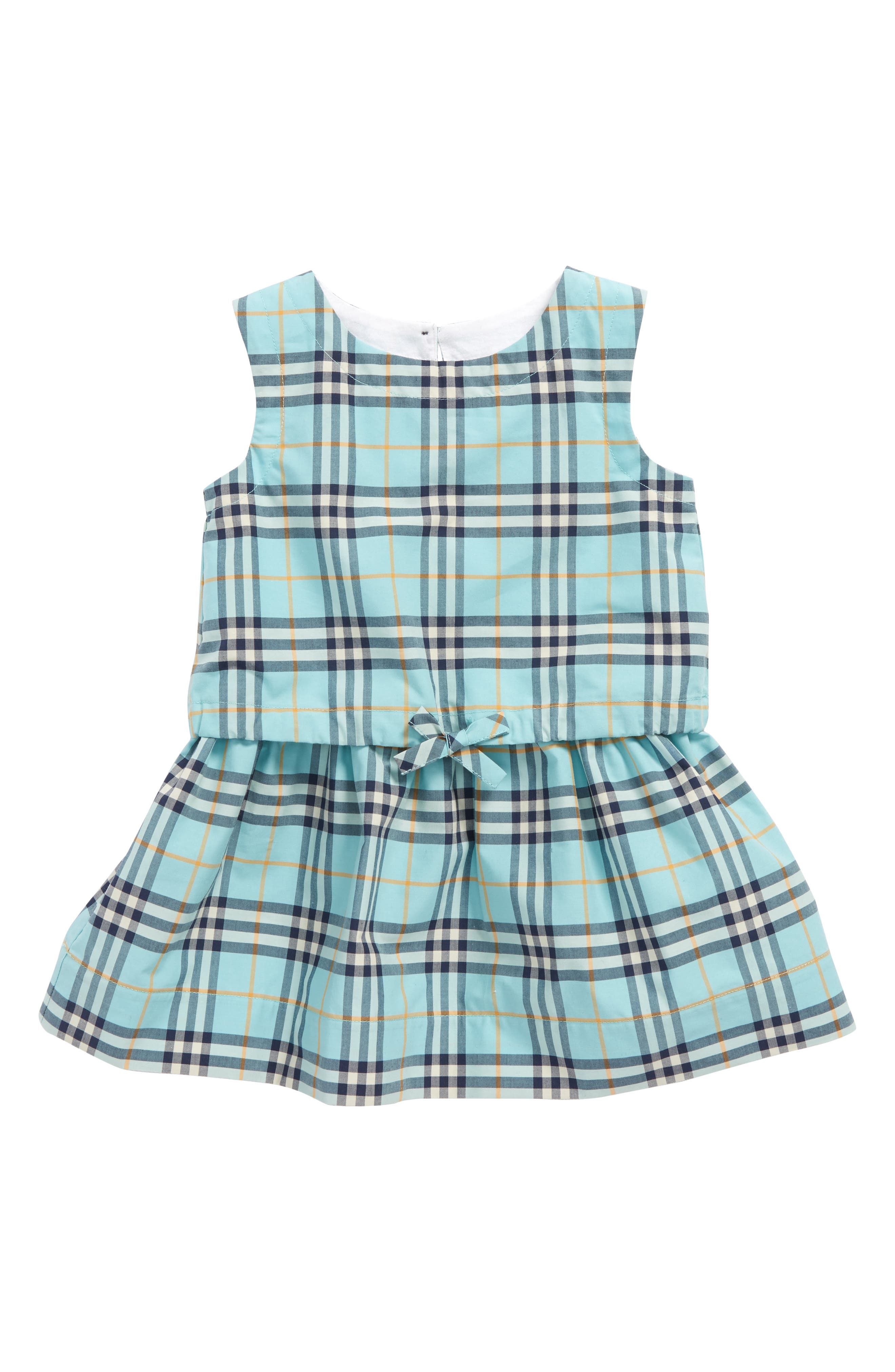 Mabel Check Dress,                             Main thumbnail 1, color,                             449