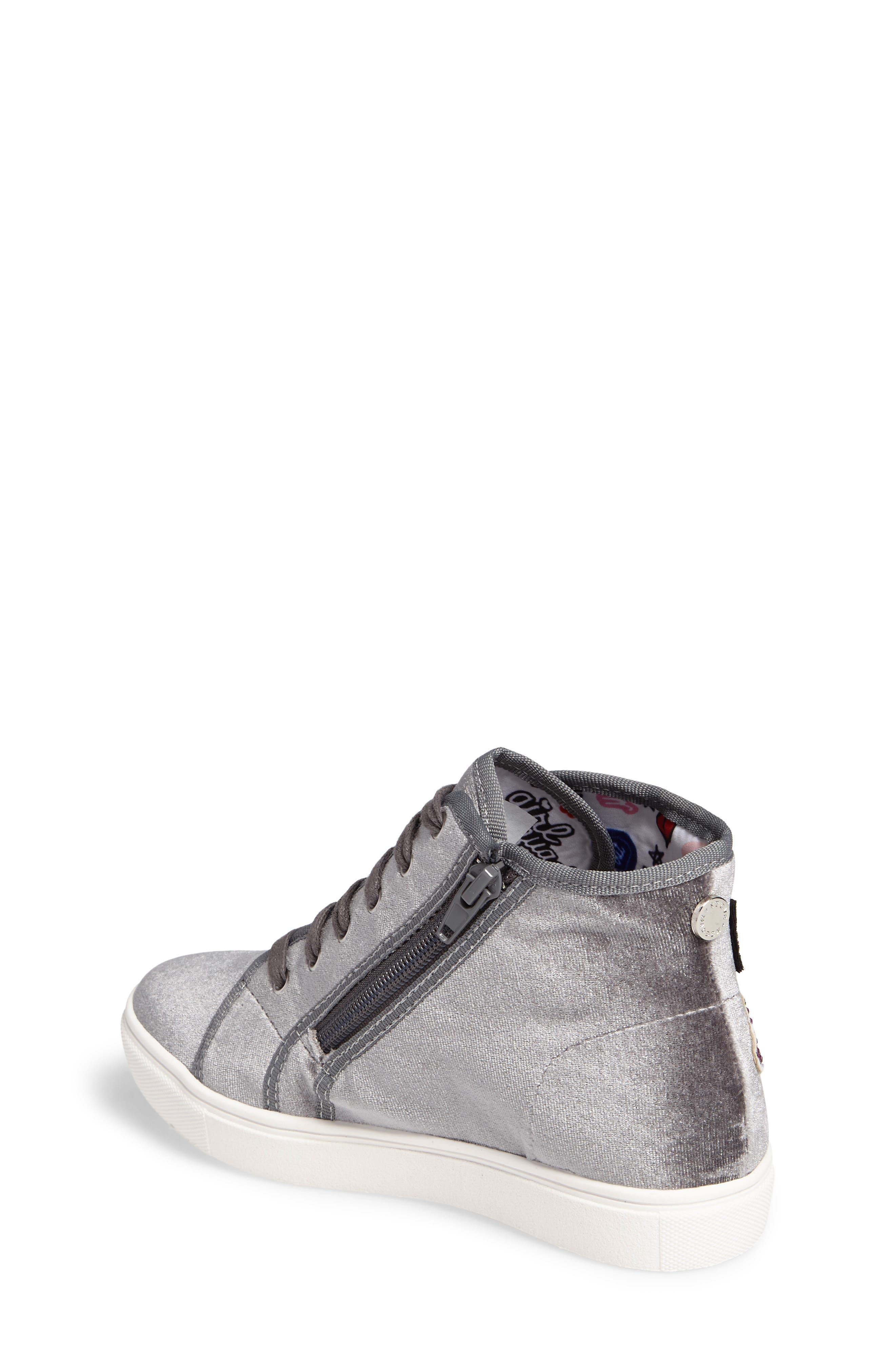 J-BFF High Top Sneaker,                             Alternate thumbnail 2, color,                             055