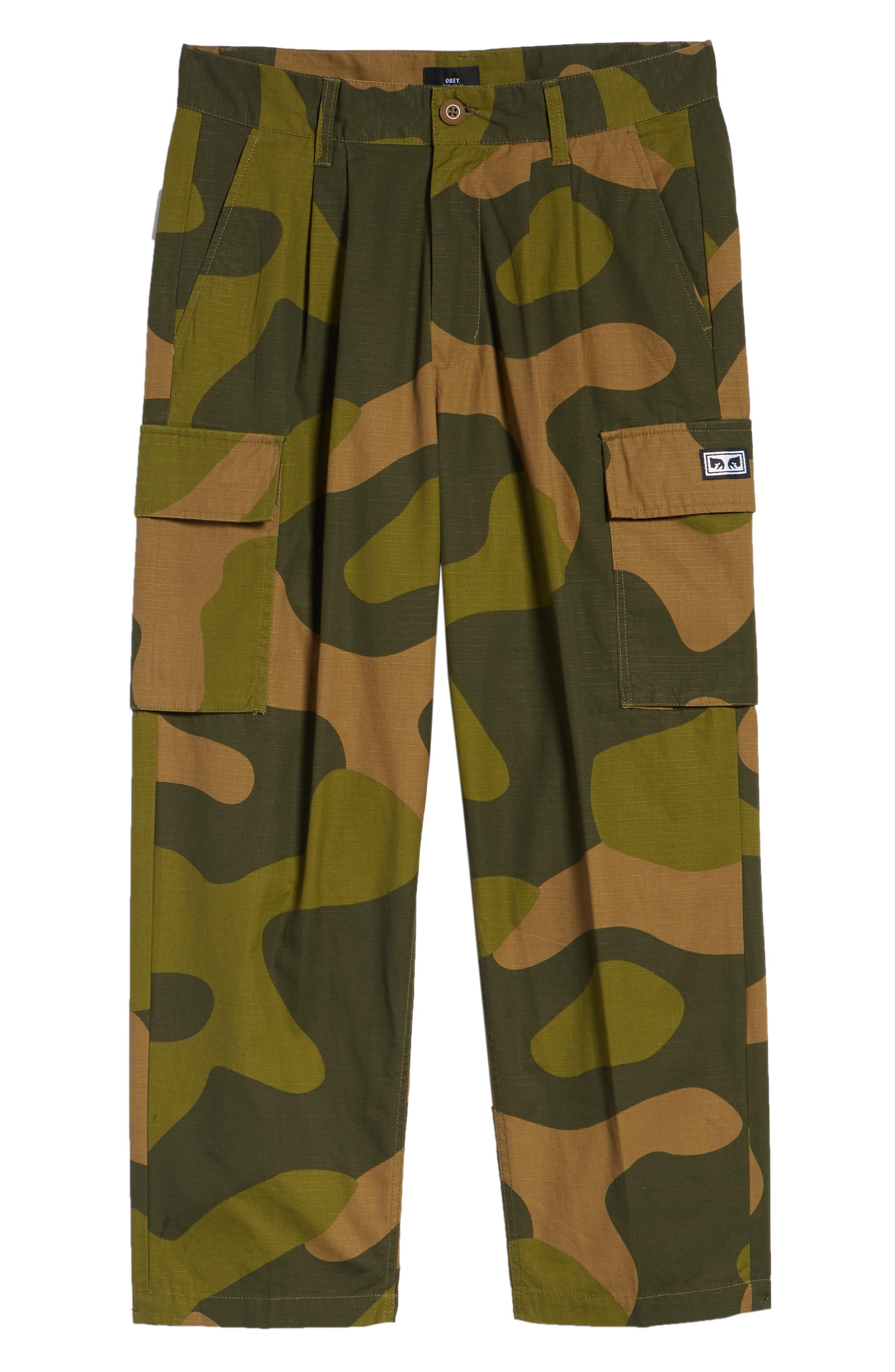 Fubar Relaxed Fit Cargo Pants,                             Alternate thumbnail 6, color,                             305