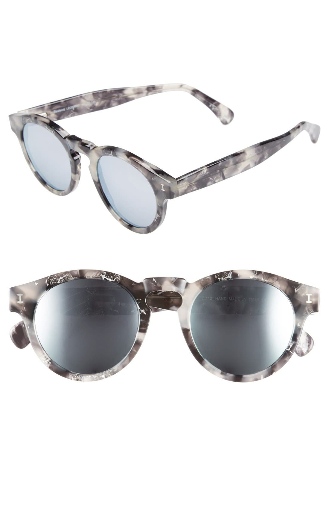 'Leonard' 47mm Sunglasses,                             Main thumbnail 12, color,
