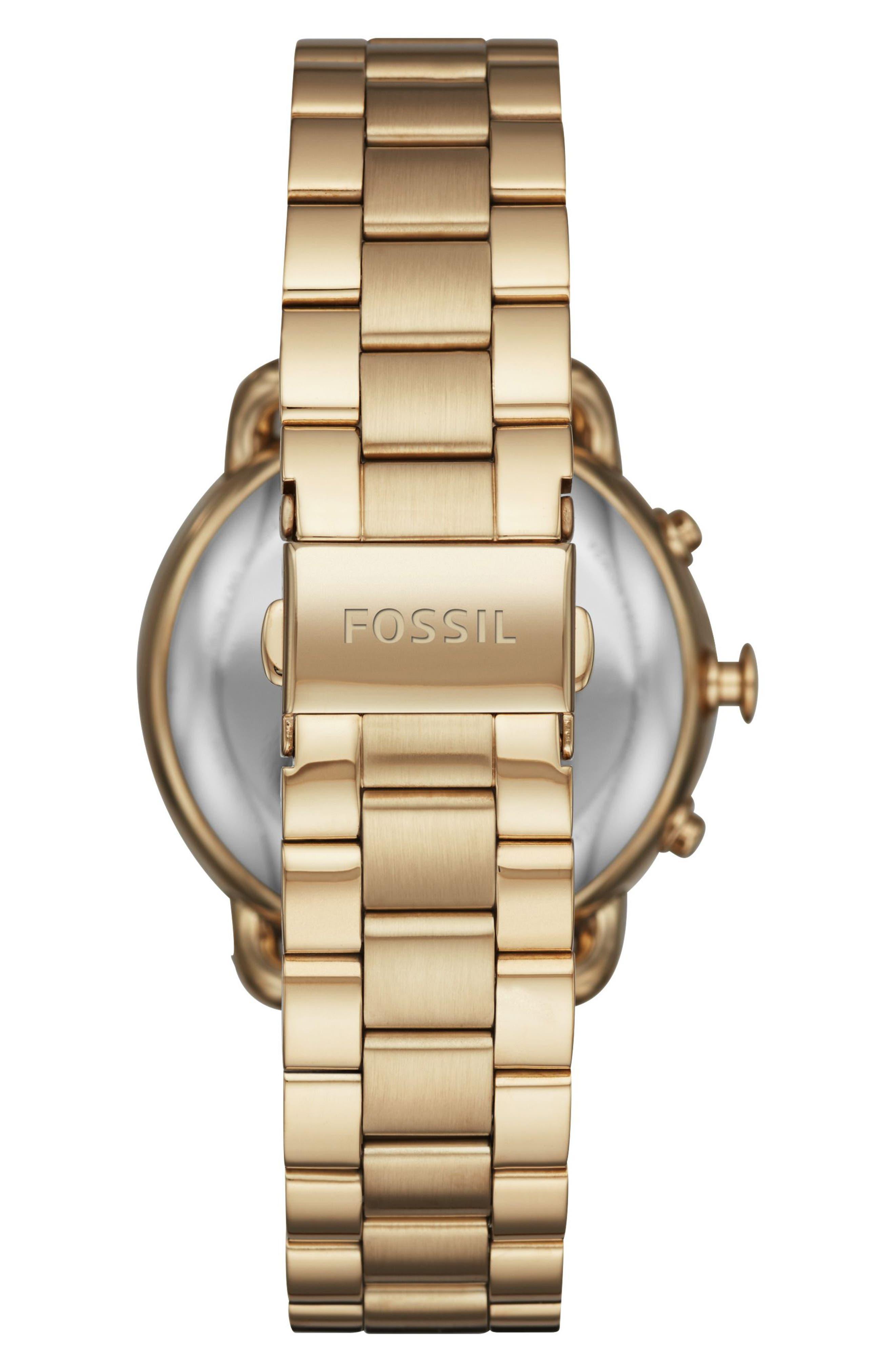 Tailor Smart Bracelet Watch, 40mm,                             Alternate thumbnail 2, color,
