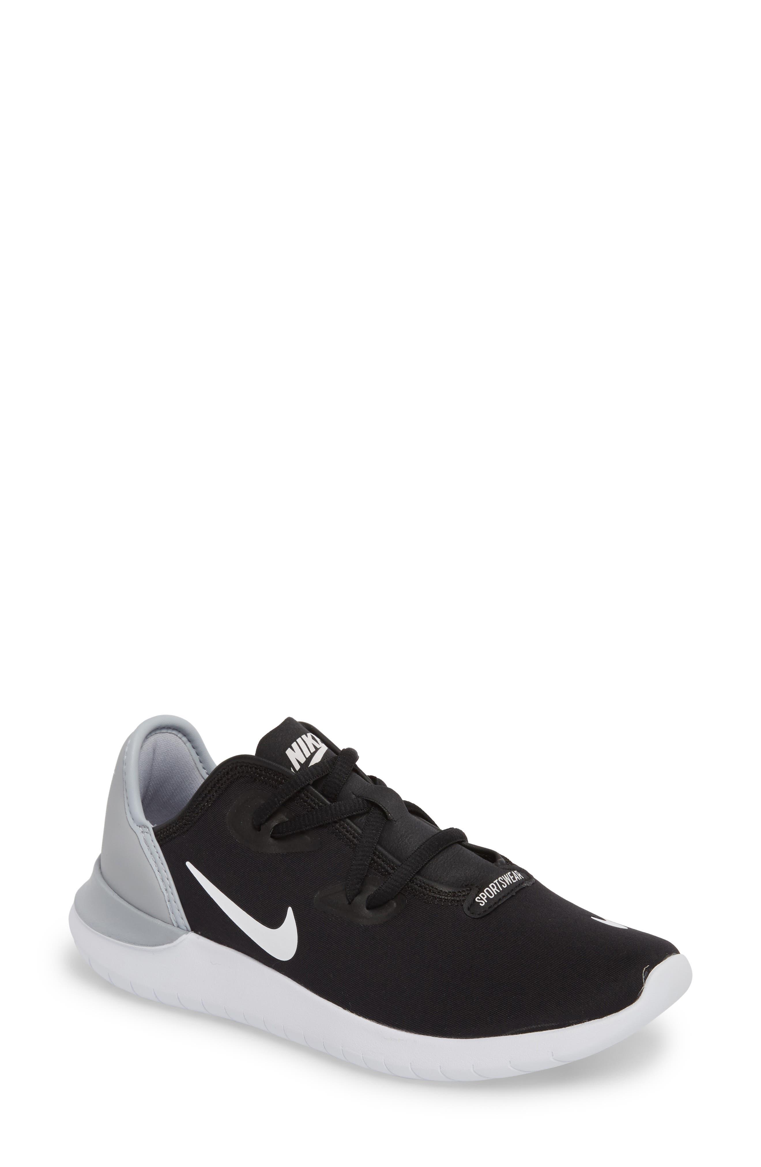 Hakata Sneaker,                             Main thumbnail 1, color,                             BLACK/ WHITE