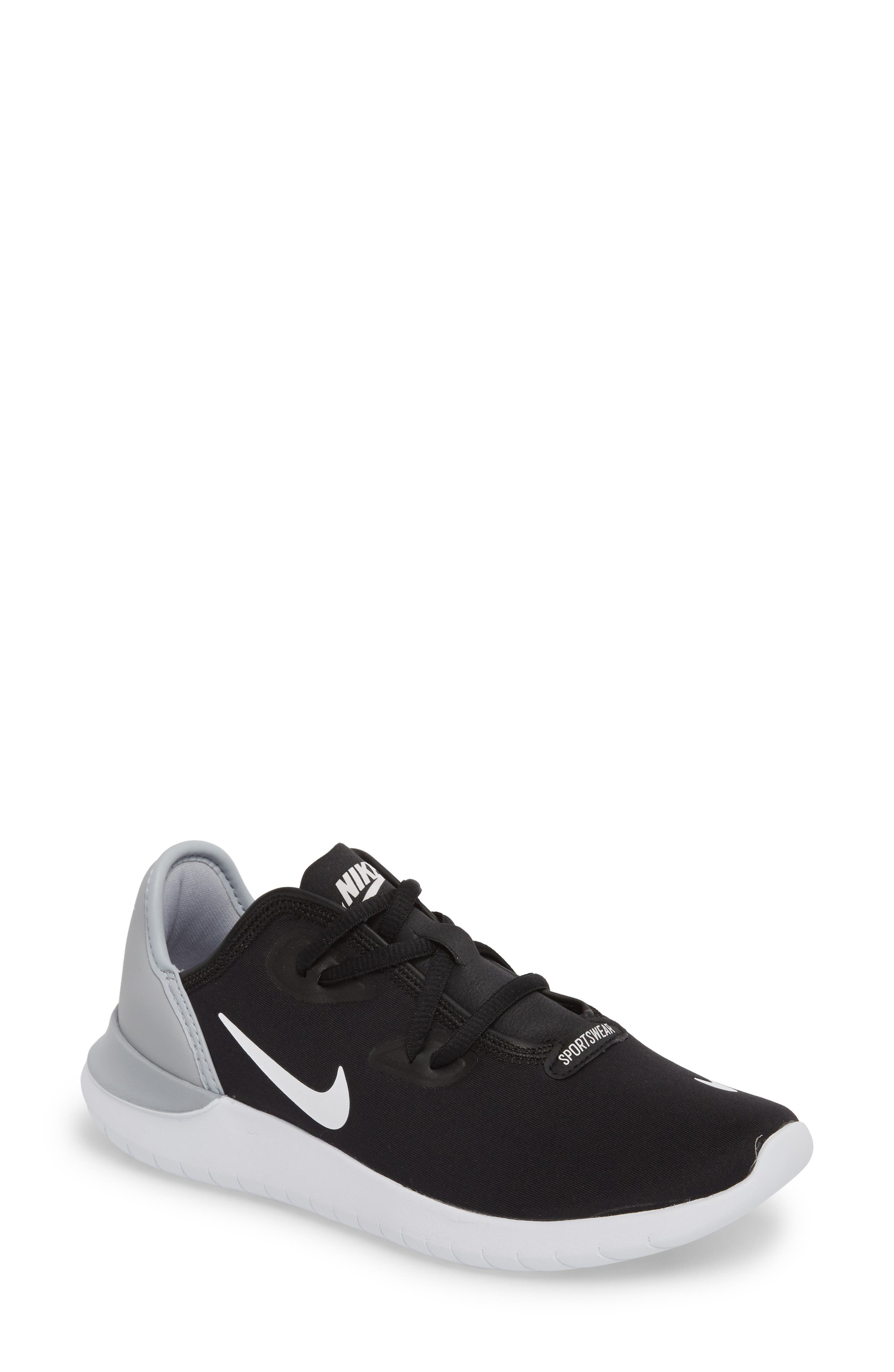 Hakata Sneaker,                         Main,                         color, BLACK/ WHITE